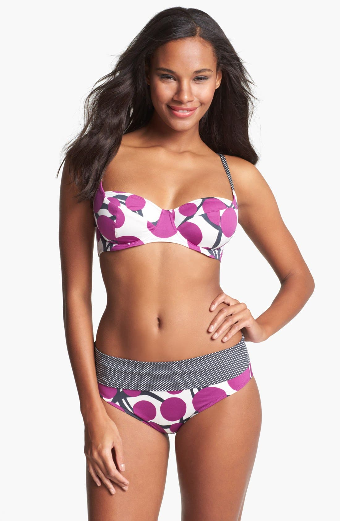 Alternate Image 3  - Fantasie 'Key West' Bikini Bottoms