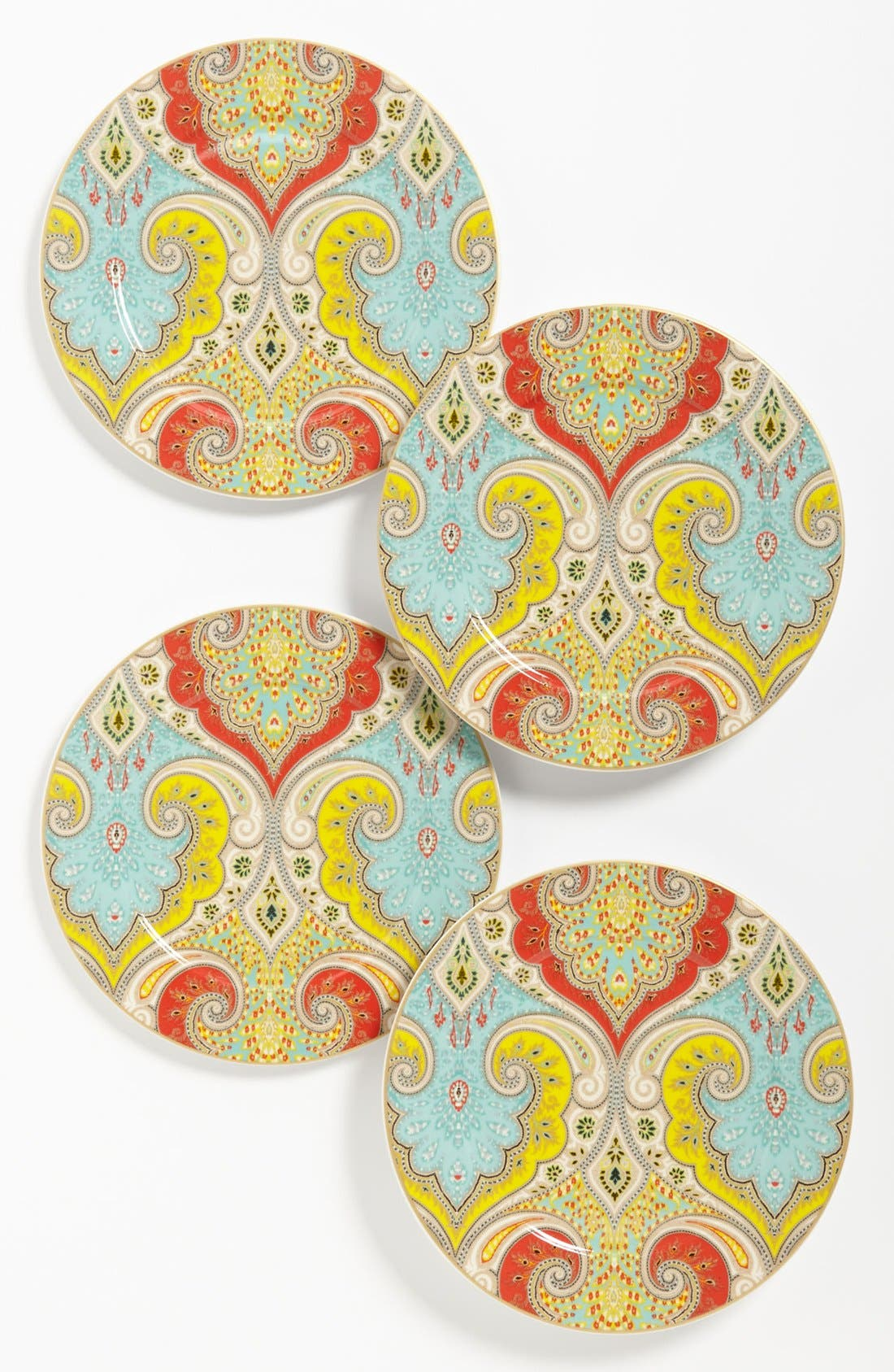 Main Image - Echo 'Latika' Salad Plates (Set of 4)