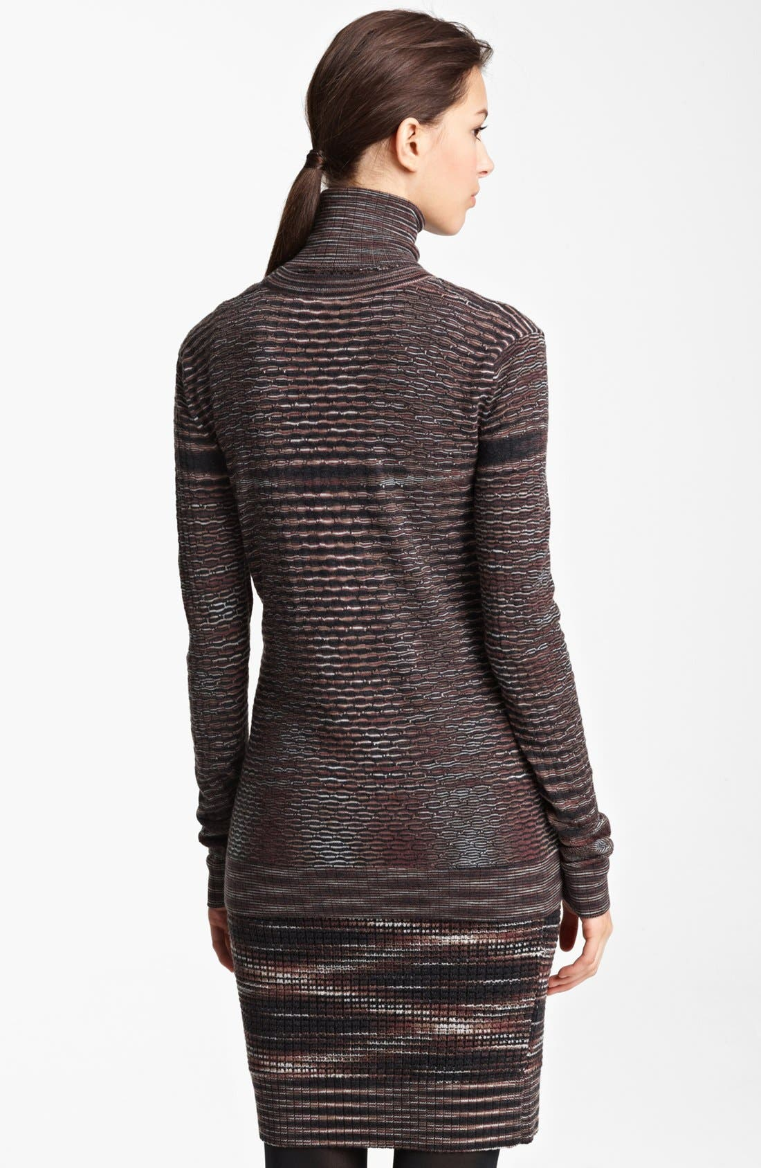 Alternate Image 2  - Missoni Wavy Stitch Cardigan