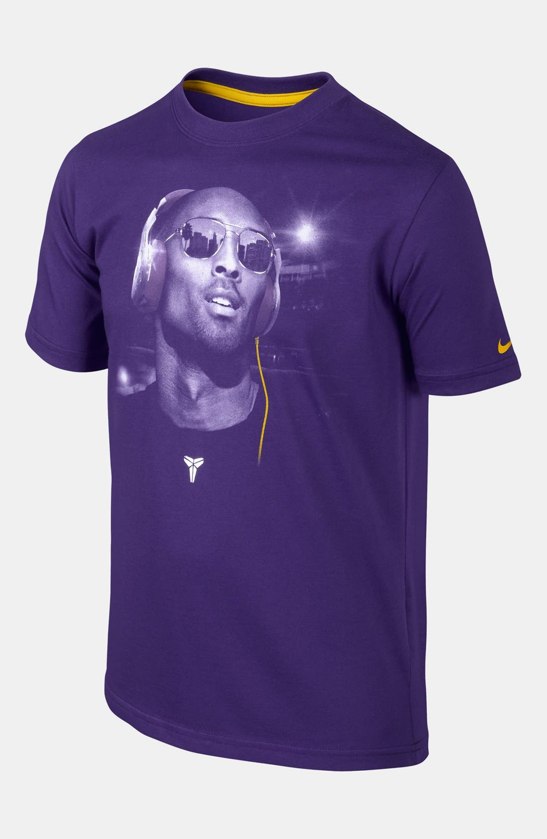Alternate Image 1 Selected - Nike 'Kobe - Beats' T-Shirt (Big Boys)