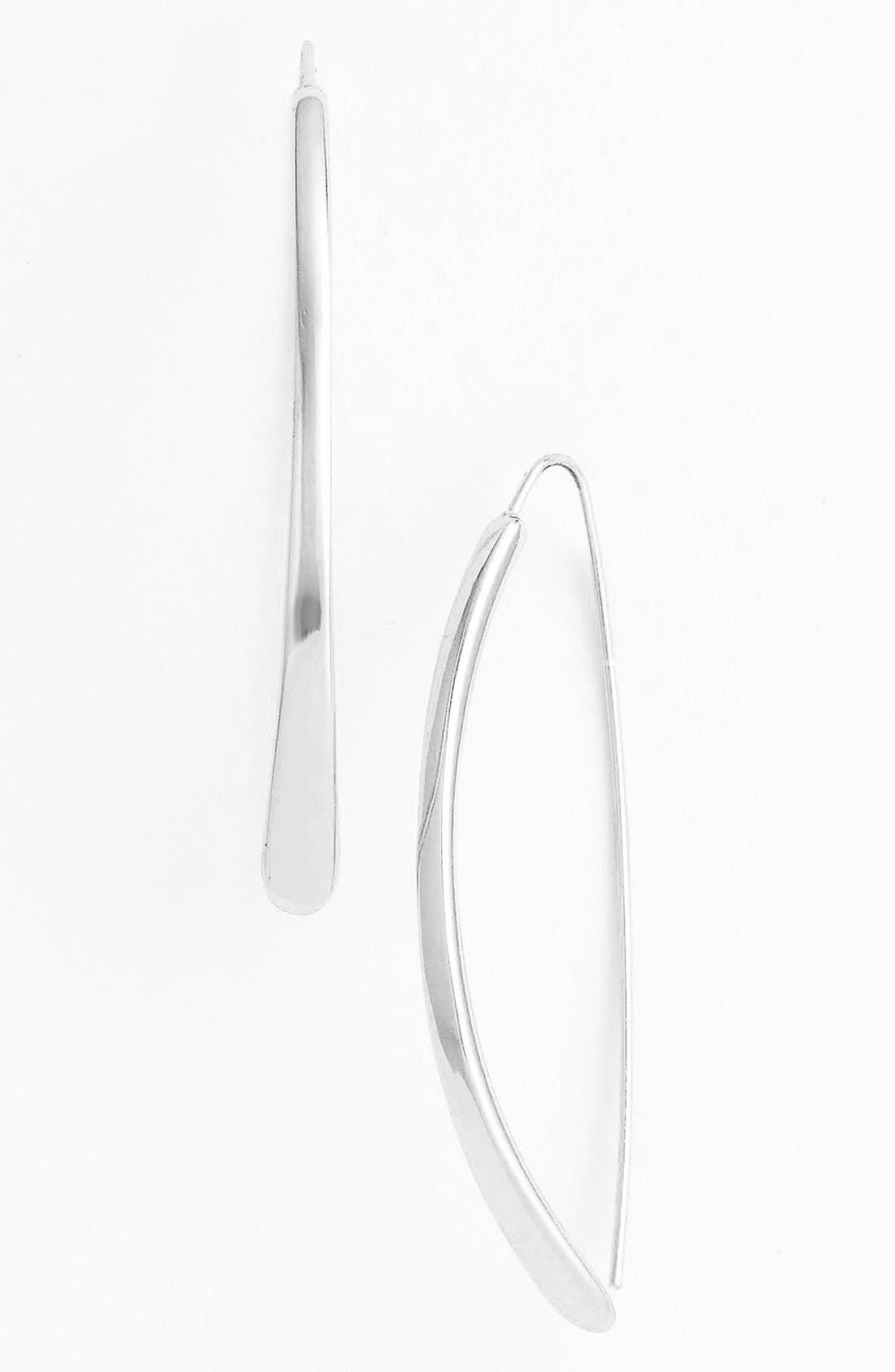Alternate Image 1 Selected - Spring Street 'Linear' Drop Earrings