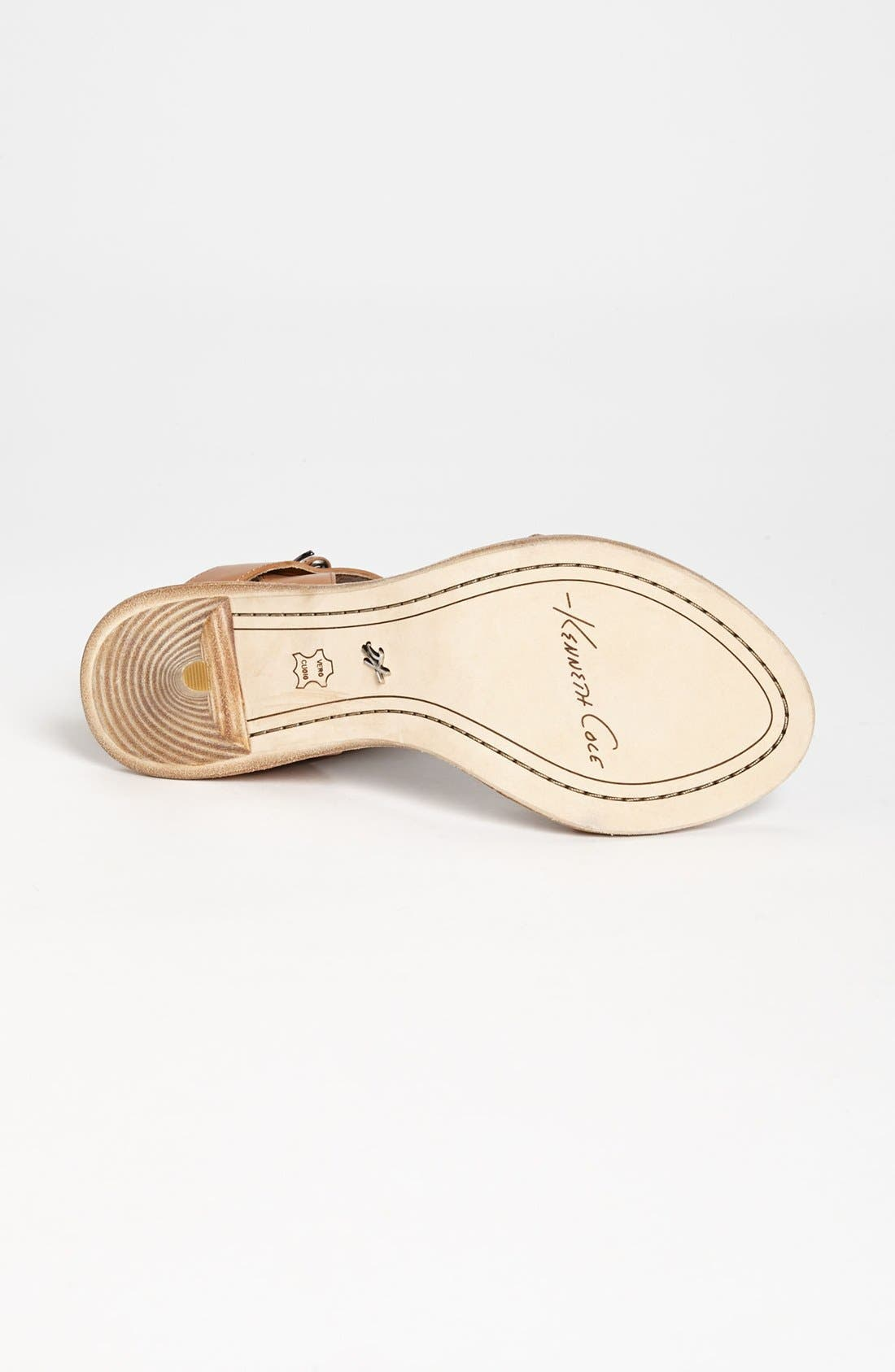 Alternate Image 4  - Kenneth Cole New York 'Page' Sandal