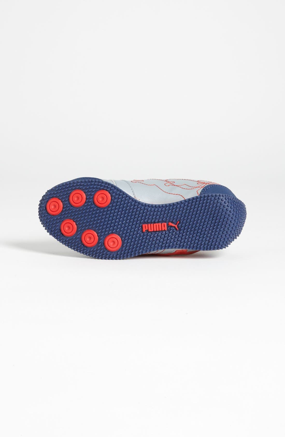 Alternate Image 4  - PUMA 'Speeder Illuminescent' Sneaker (Baby, Walker & Toddler)
