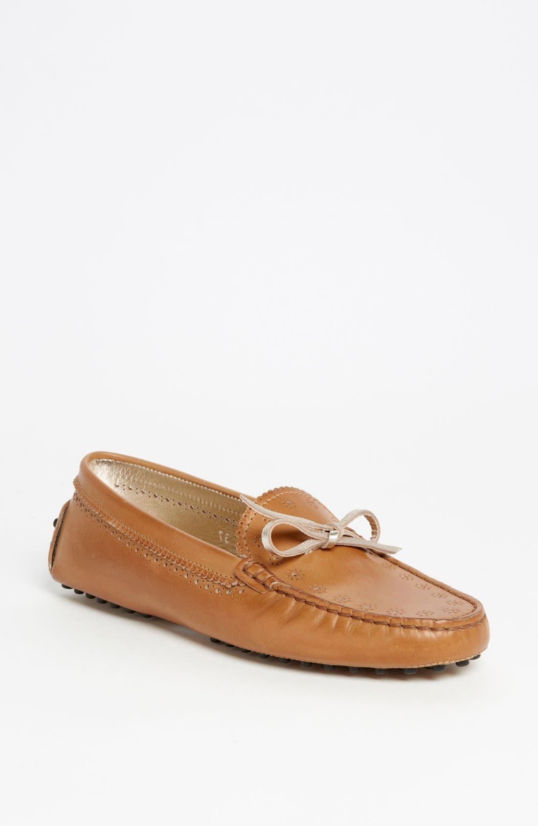 Alternate Image 1 Selected - Tod's 'Heaven Laccetto' Driving Moccasin