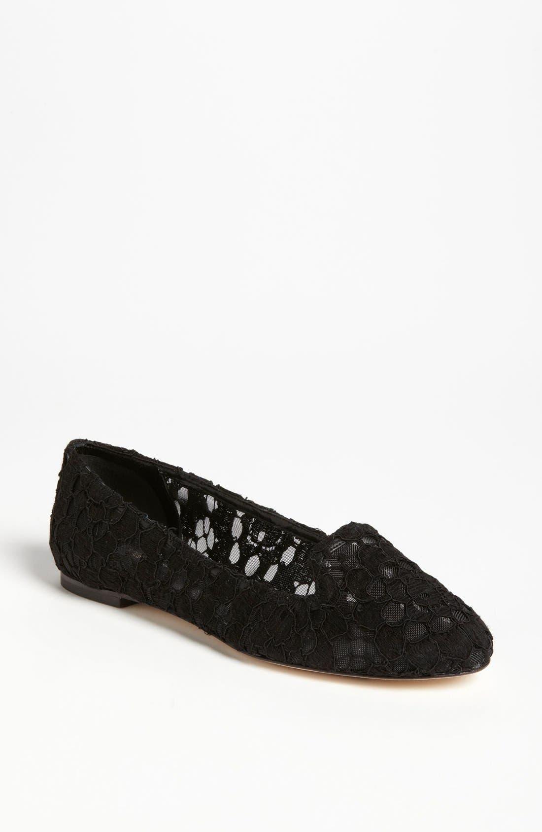 Main Image - Dolce&Gabbana Crochet Flat