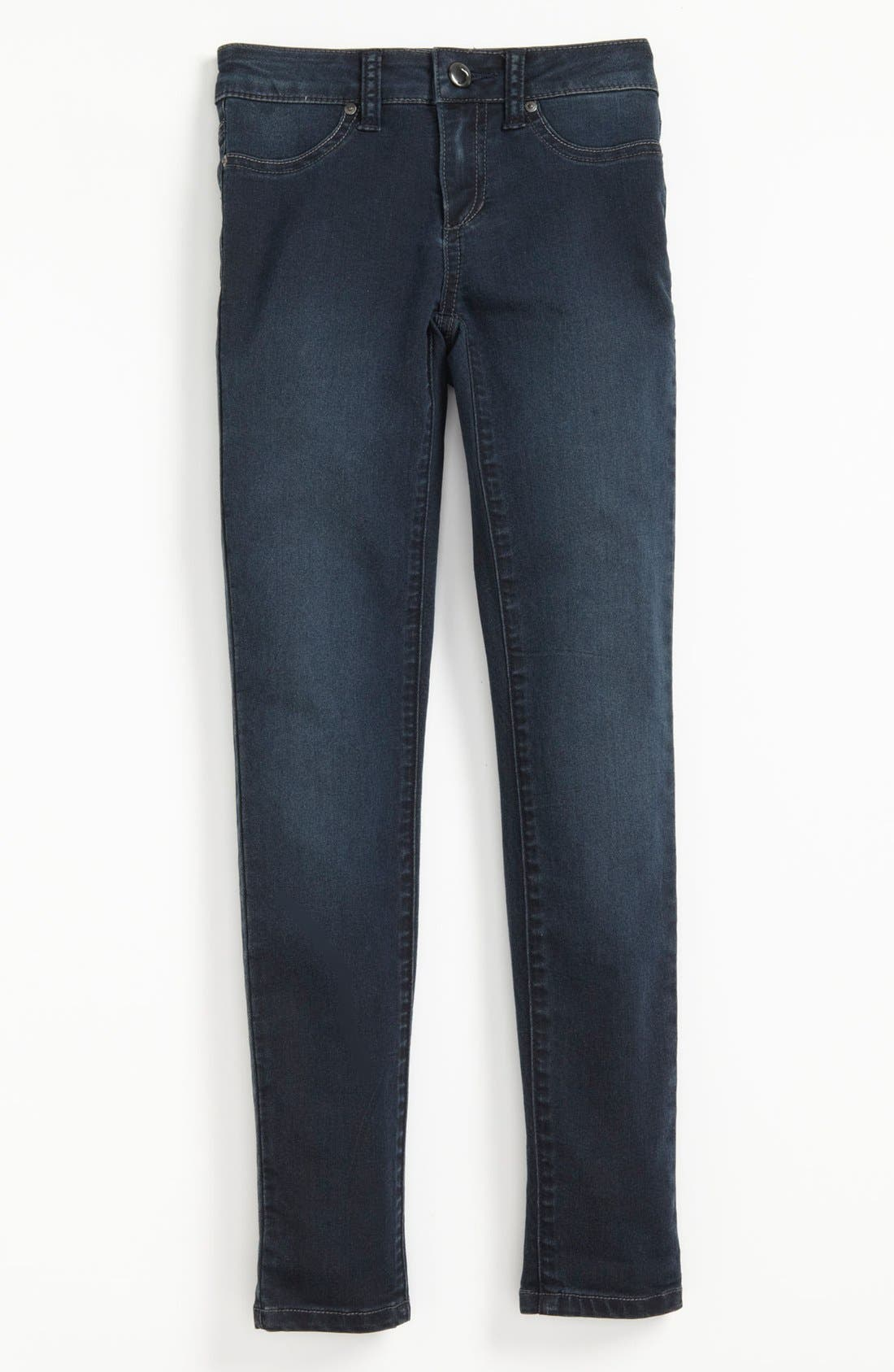 Alternate Image 2  - Joe's 'Ryan' Skinny Jeans (Big Girls)