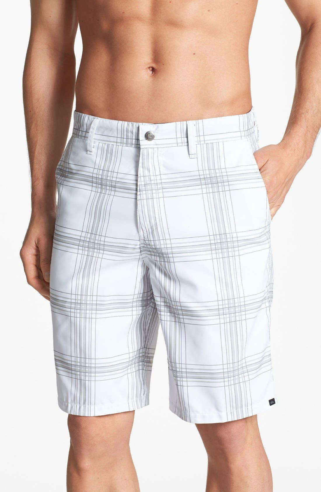 Alternate Image 1 Selected - Quiksilver 'Duckbill' Hybrid Shorts