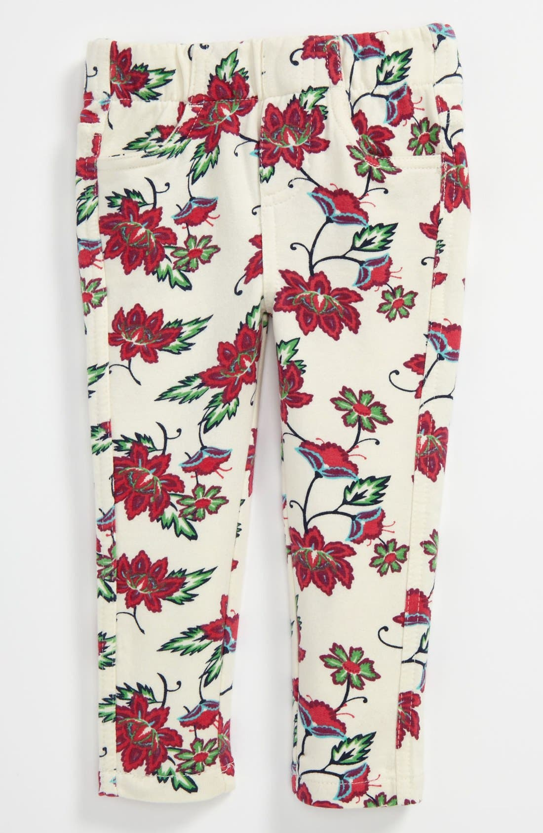 Alternate Image 1 Selected - Tucker + Tate 'Sadie' Print Jeggings (Toddler Girls)