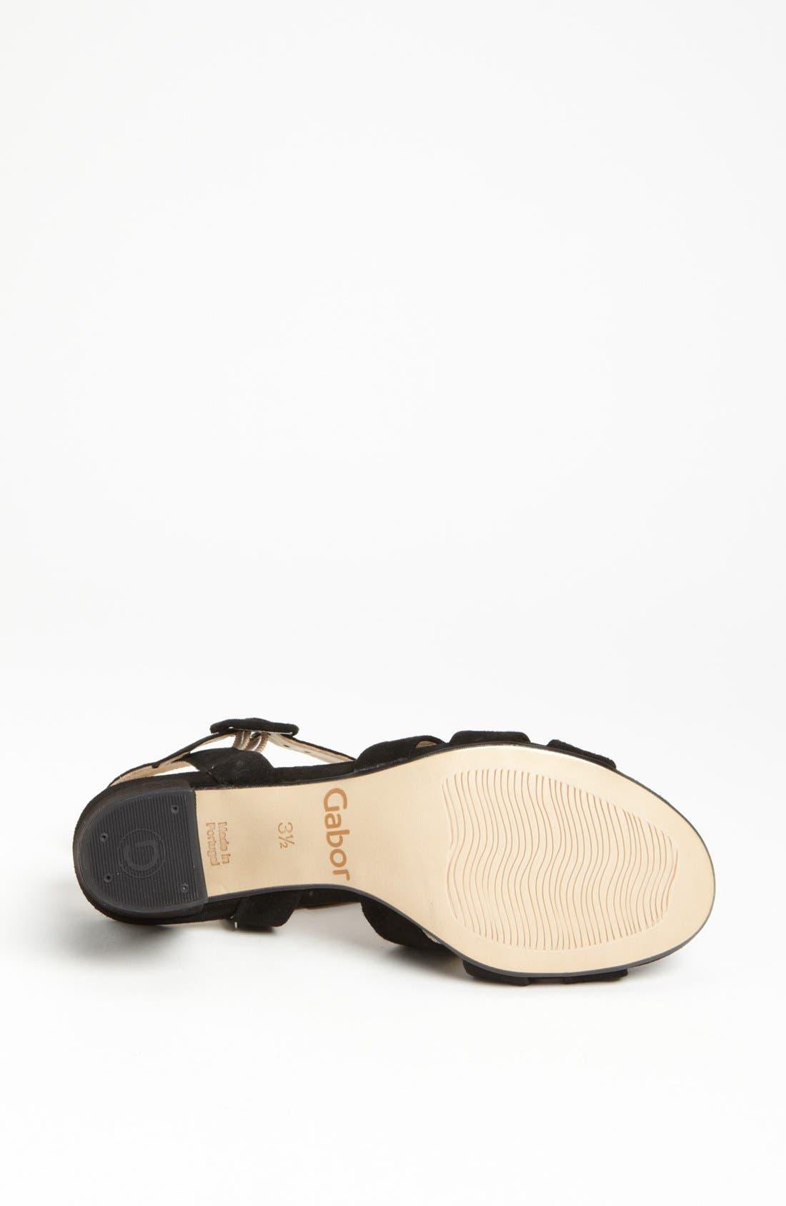Alternate Image 4  - Gabor Sandal