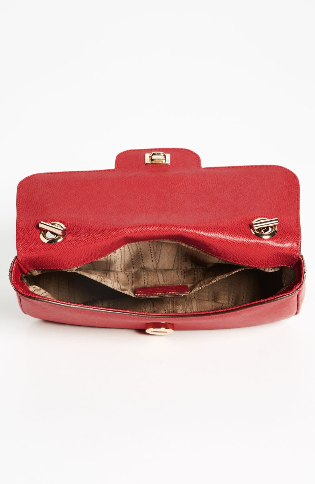Alternate Image 3  - Salvatore Ferragamo 'Luciana' Leather Shoulder Bag