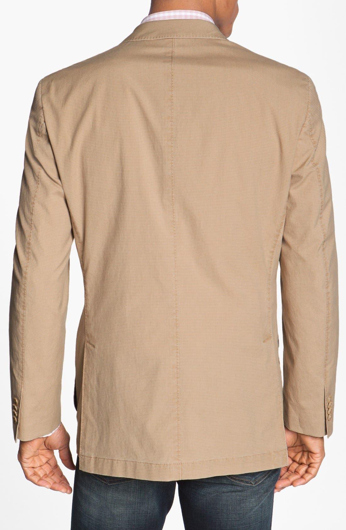 Alternate Image 2  - Kroon 'Harrison' Cotton Blend Sportcoat