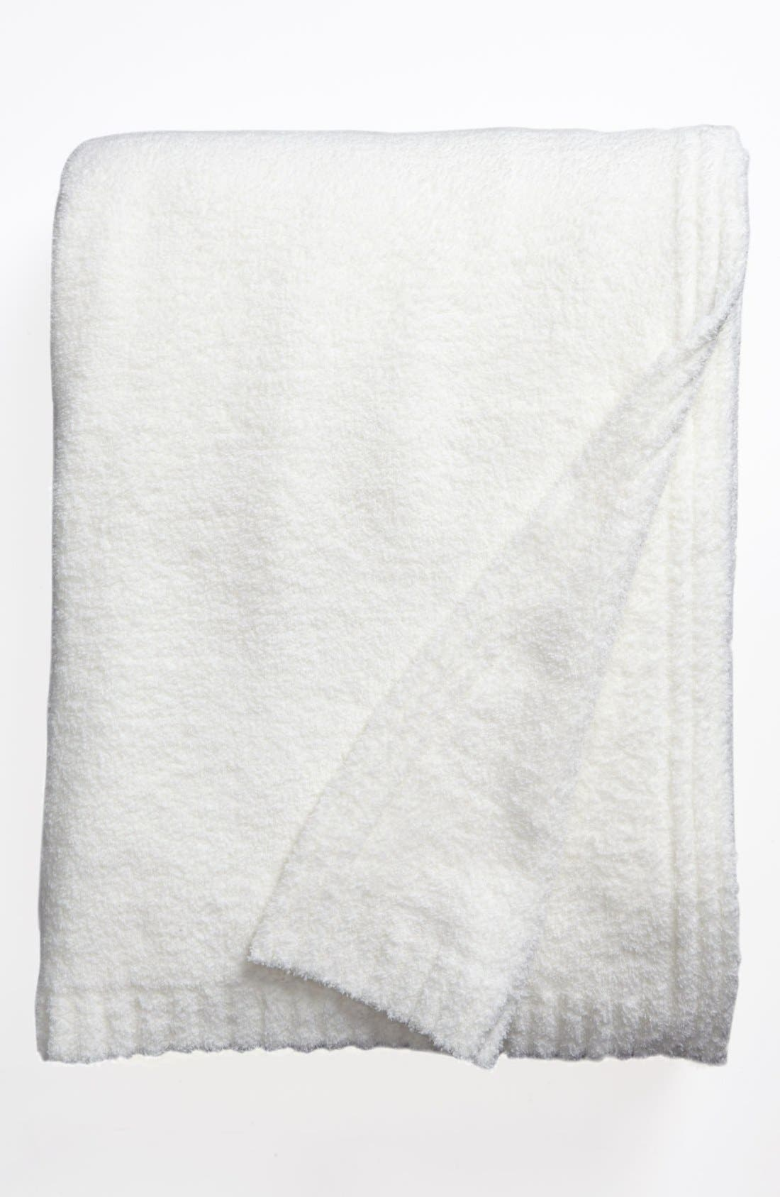 Alternate Image 1 Selected - Nordstrom at Home 'Butter' Knit Blanket
