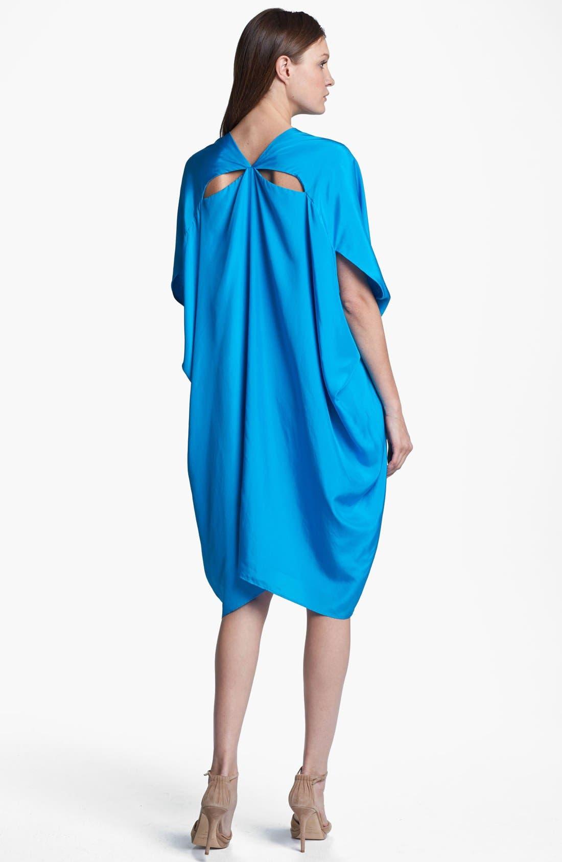 Alternate Image 2  - Trina Turk 'Getaway' Silk Caftan Dress