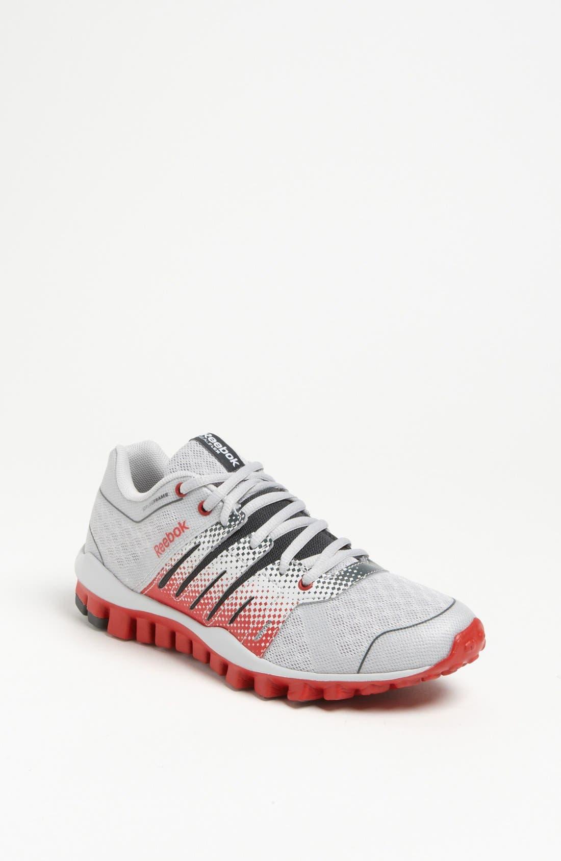 Alternate Image 1 Selected - Reebok 'RealFlex Strength' Training Sneaker (Big Kid)