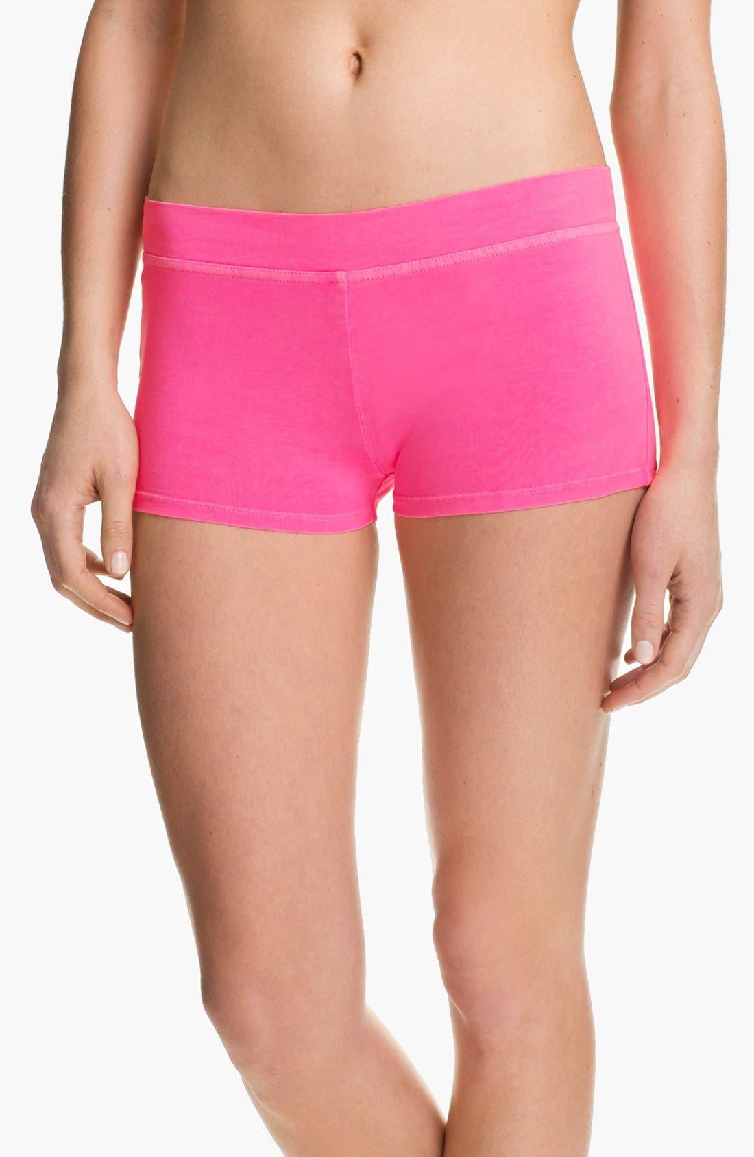 Alternate Image 1 Selected - Make + Model 'Shorty' Shorts