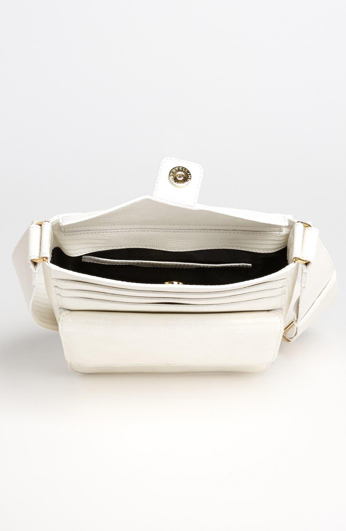 Alternate Image 3  - Stella McCartney 'Tejus' Faux Leather Crossbody Bag, Small