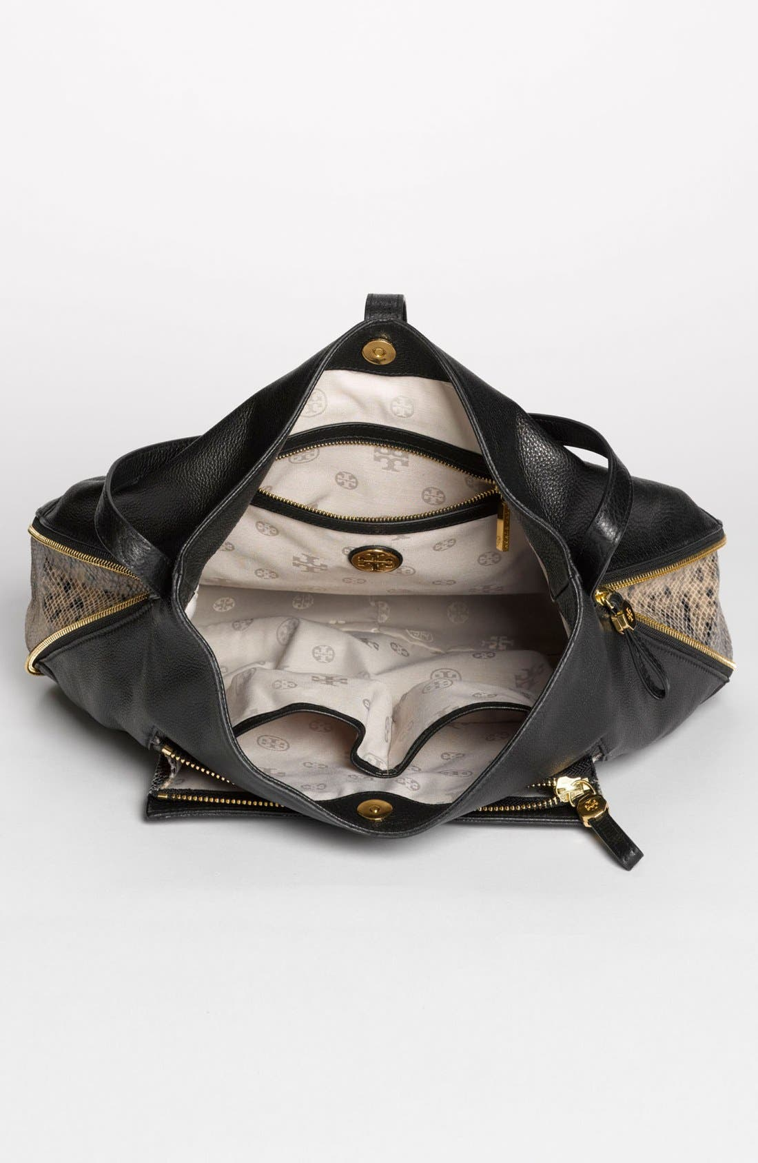 Alternate Image 3  - Tory Burch 'Clay - Classic' Leather Hobo