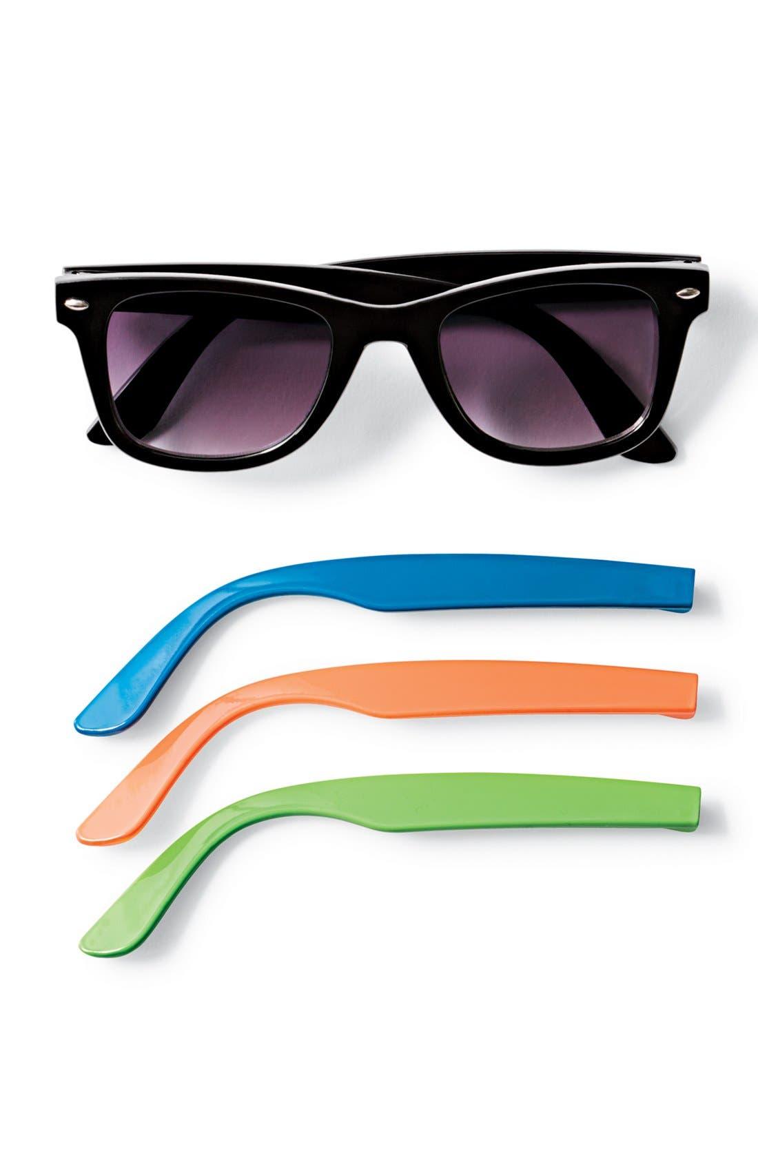 Alternate Image 1 Selected - Icon Eyewear Customizable Sunglasses (Boys)