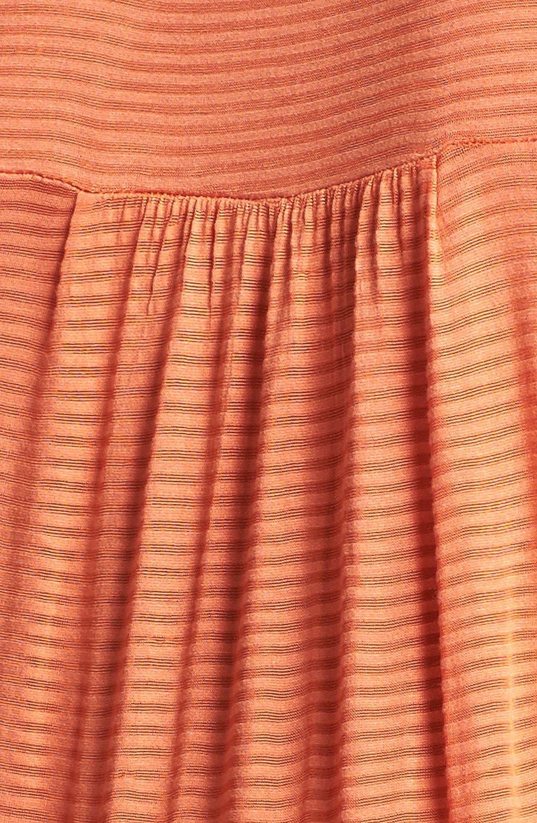 Alternate Image 3  - Lucky Brand 'Ellis' Eyelet Front Top (Plus Size)