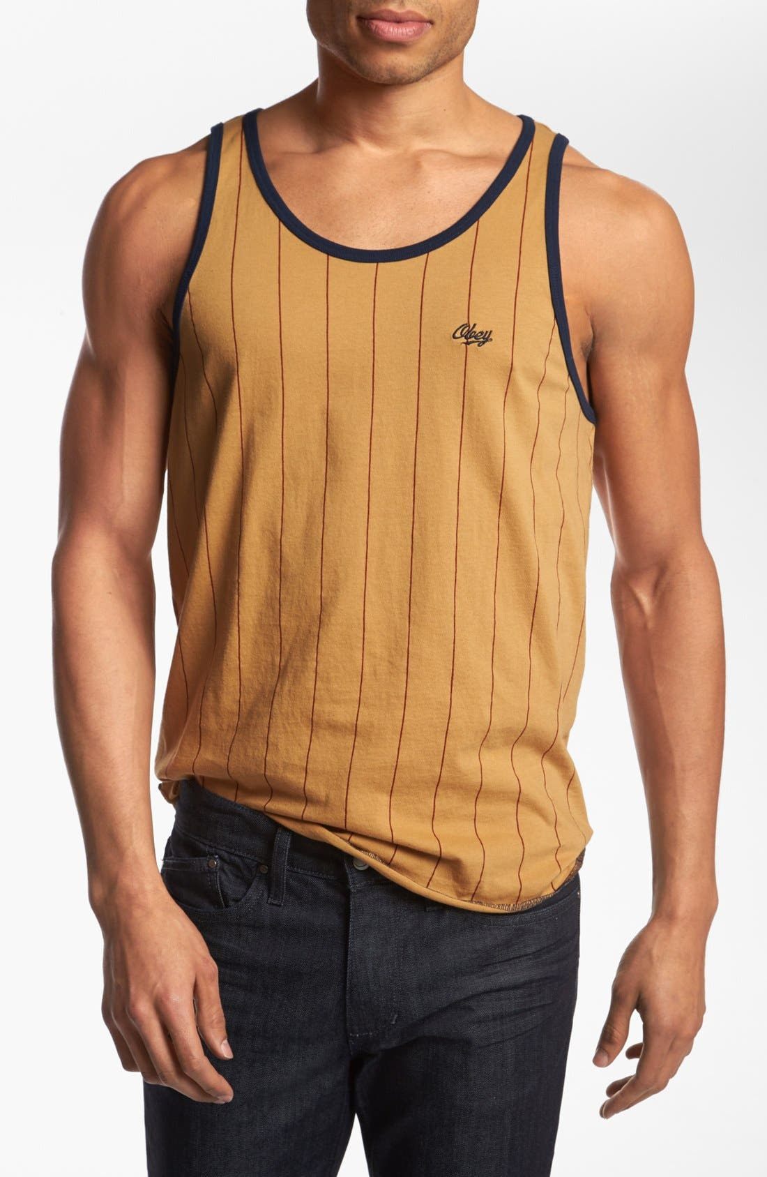 Alternate Image 1 Selected - Obey 'Outfield' Tank Top
