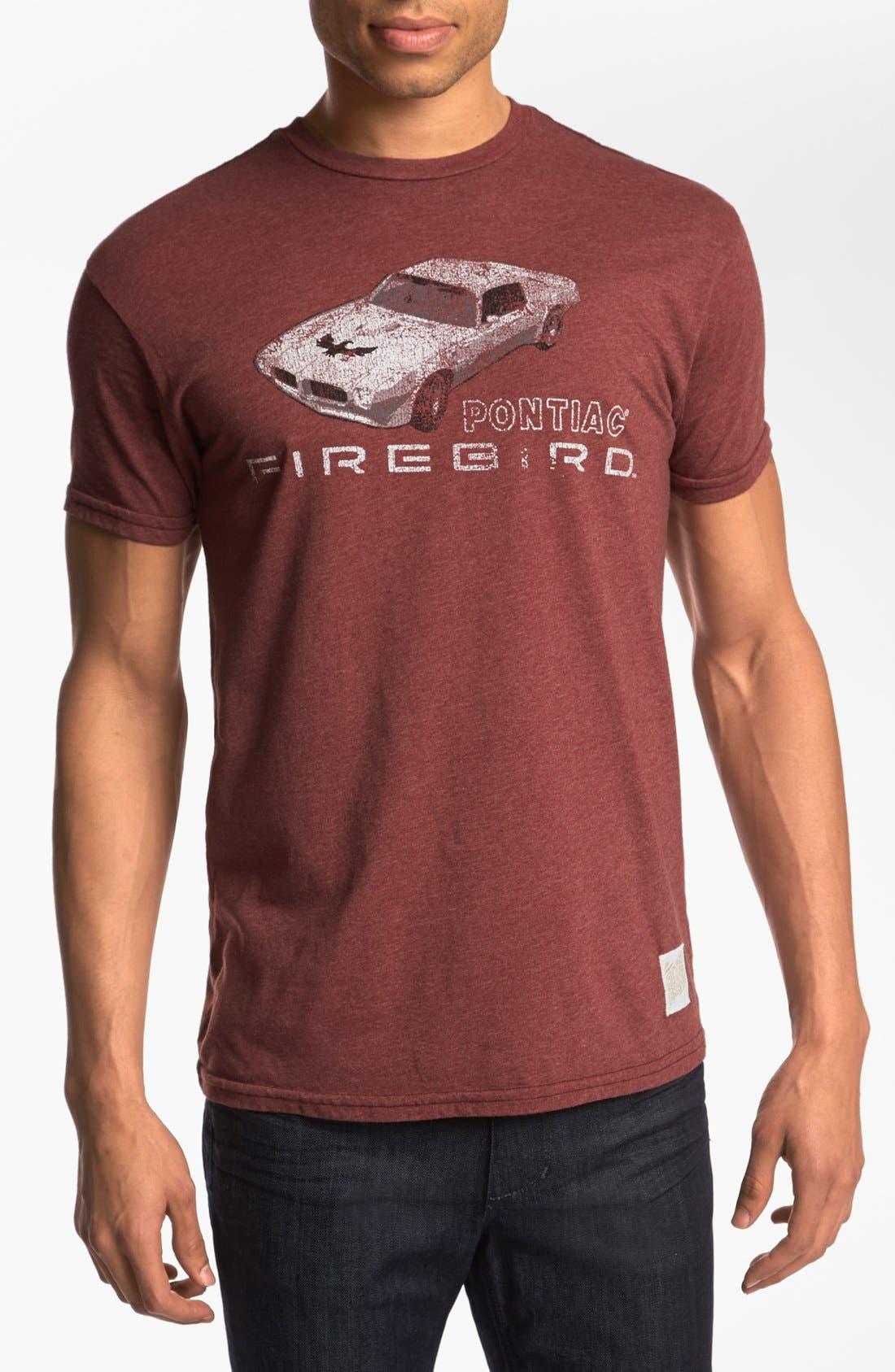 Alternate Image 1 Selected - Retro Brand 'Firebird' T-Shirt