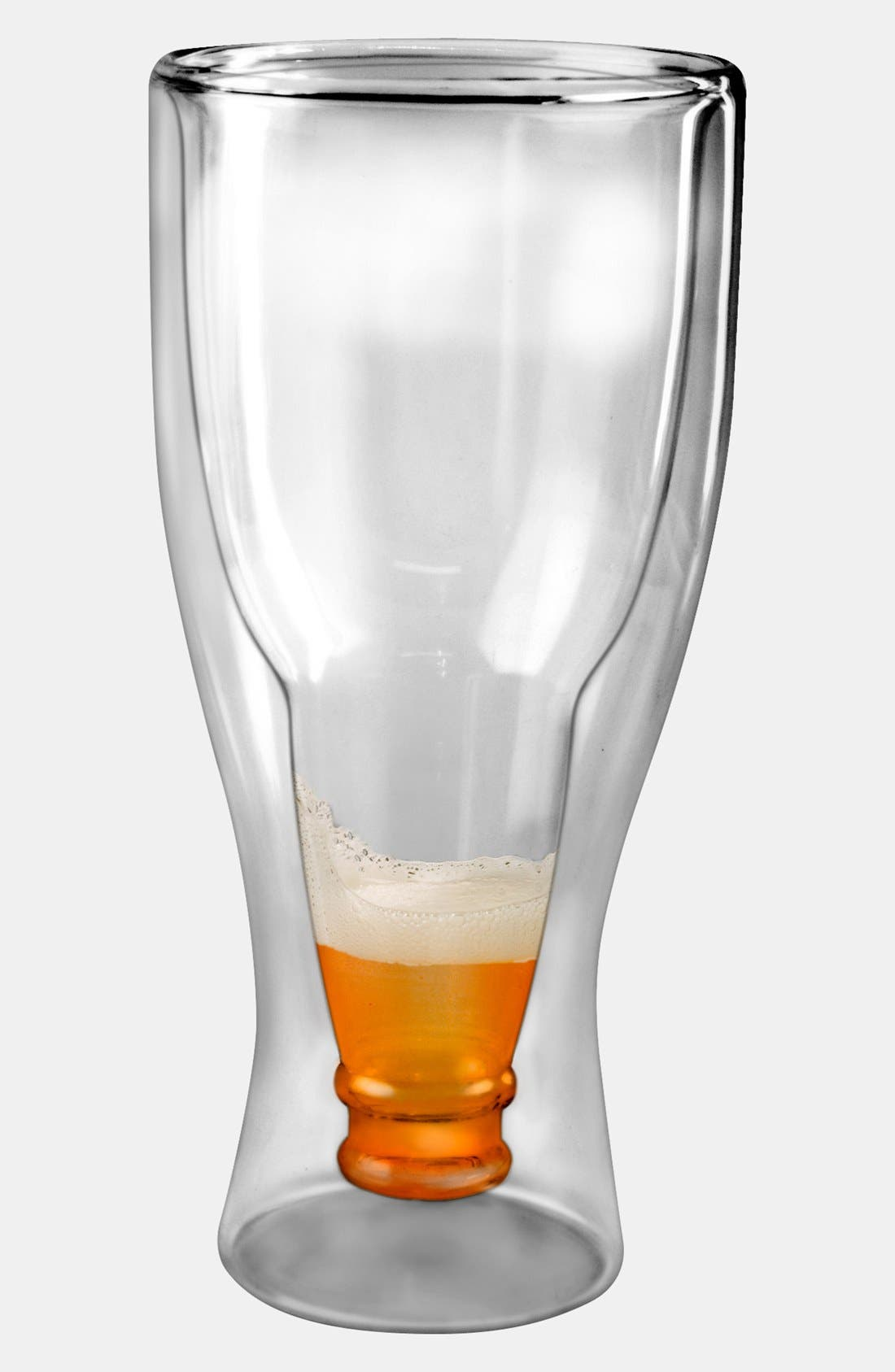 Alternate Image 3  - Upside Down Beer Bottle Glass