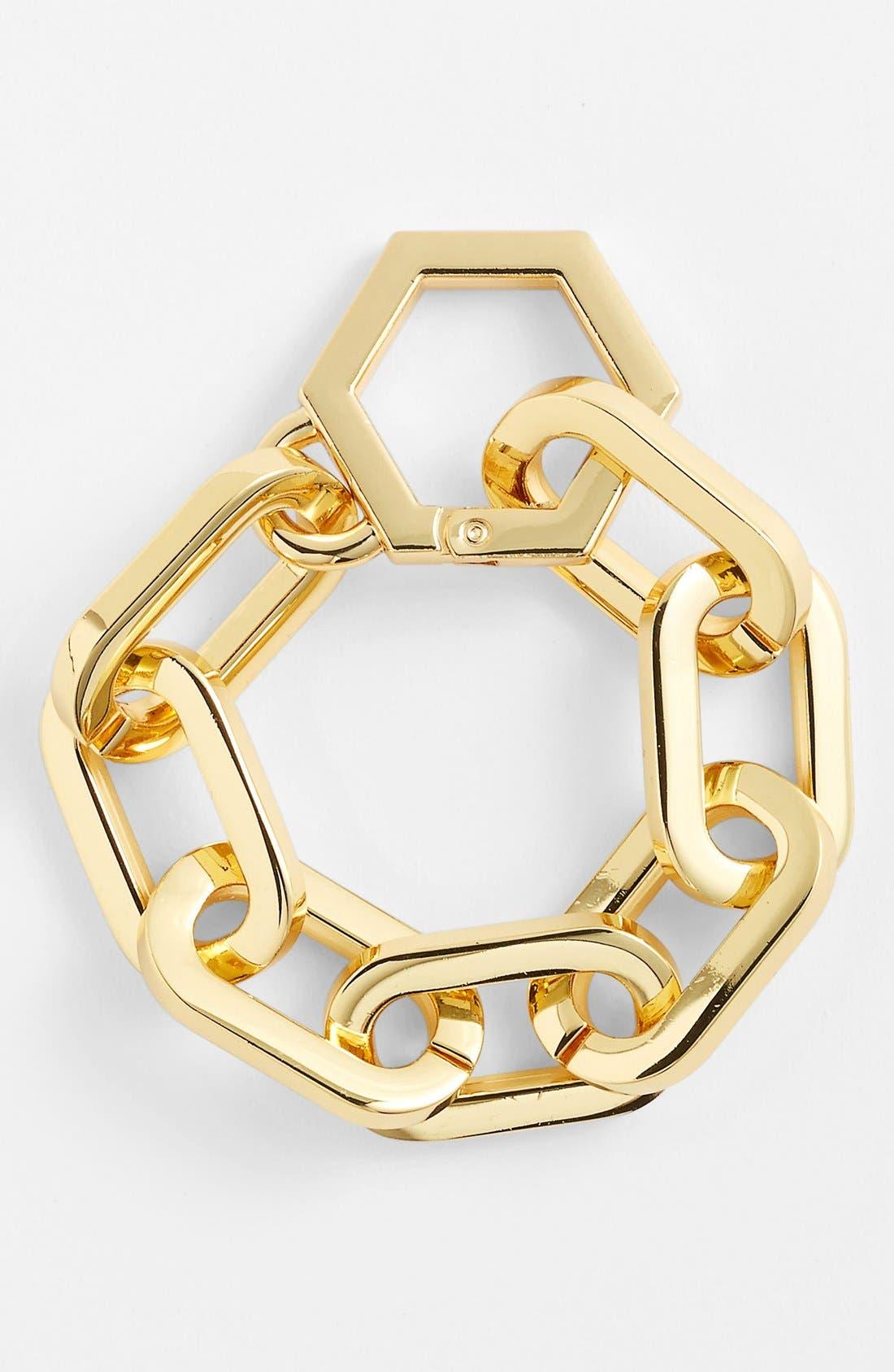 Main Image - Tory Burch 'Heidi' Chunky Link Bracelet