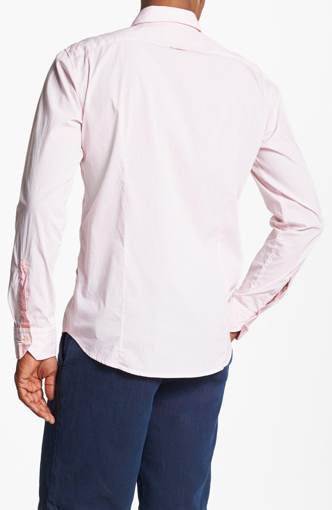 Alternate Image 2  - BOSS Orange Slim Fit Sport Shirt