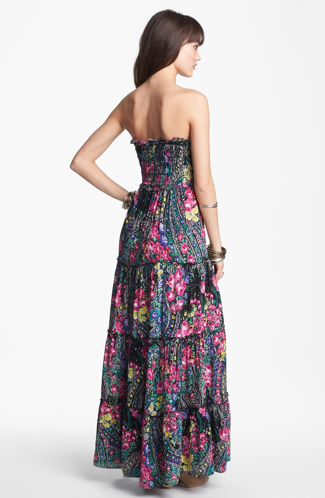 Alternate Image 2  - Free People 'Easy Come' Maxi Dress