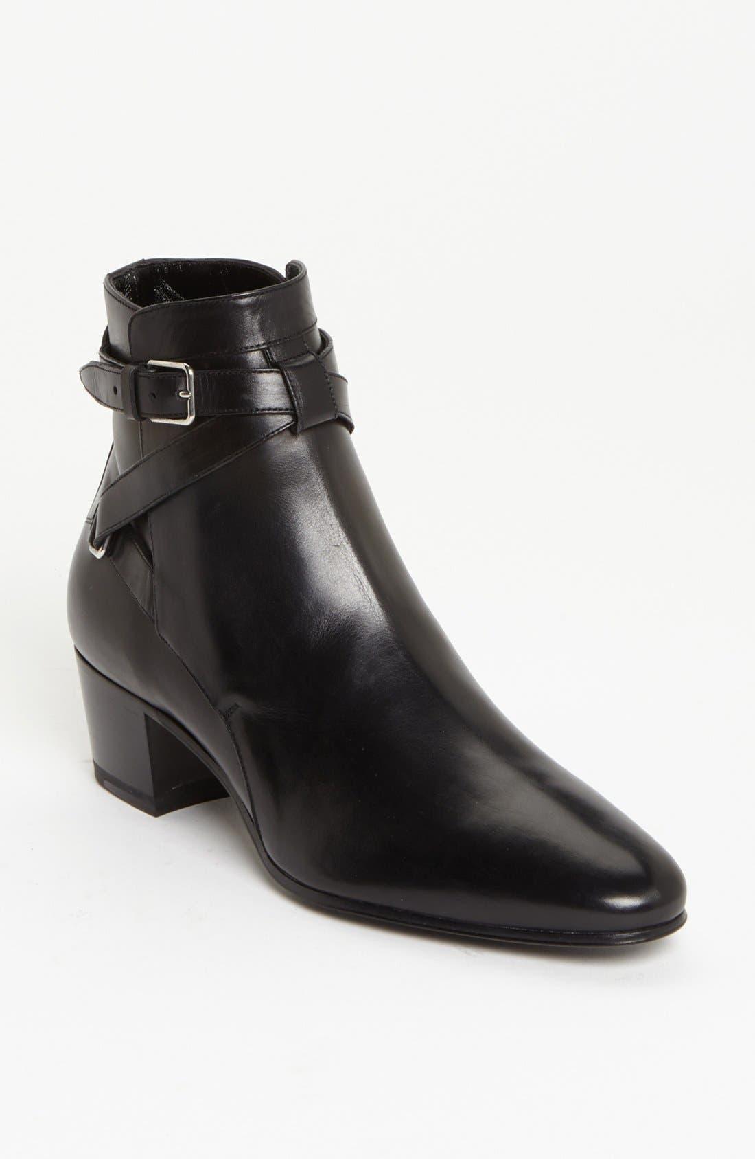 Alternate Image 1 Selected - Saint Laurent 'Billy' Short Boot