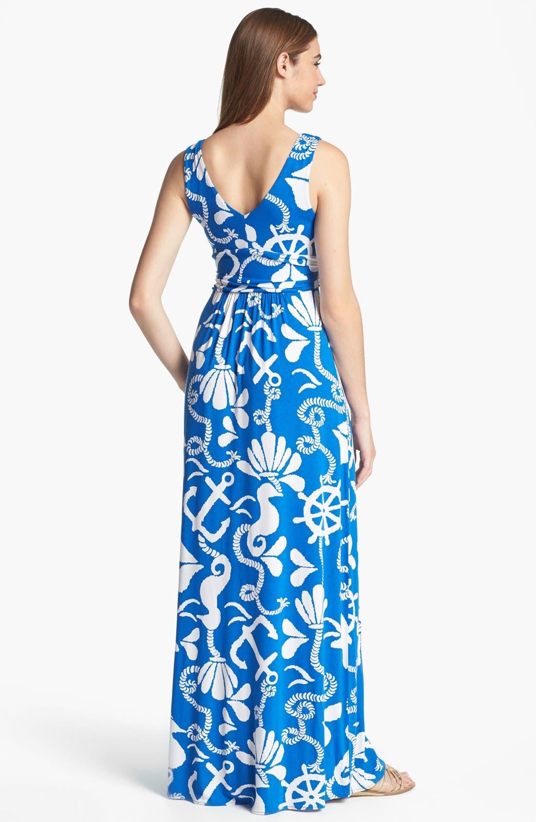 Alternate Image 2  - Lilly Pulitzer® 'Sloane' Maxi Dress