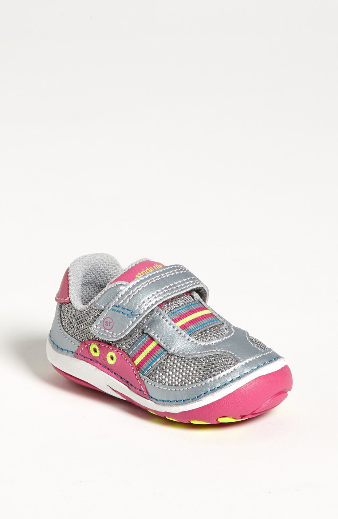 Alternate Image 1 Selected - Stride Rite 'Aldrin' Sneaker (Baby & Walker)