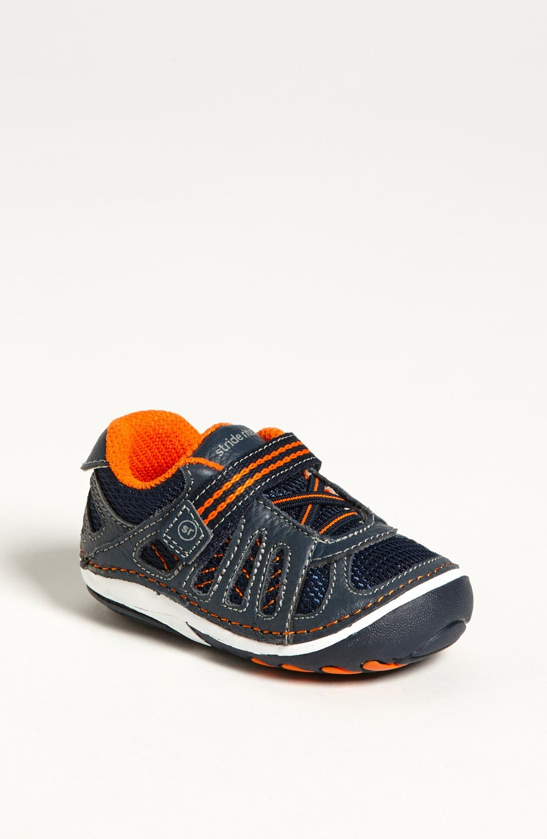 Alternate Image 1 Selected - Stride Rite 'Chip' Sneaker (Baby & Walker)