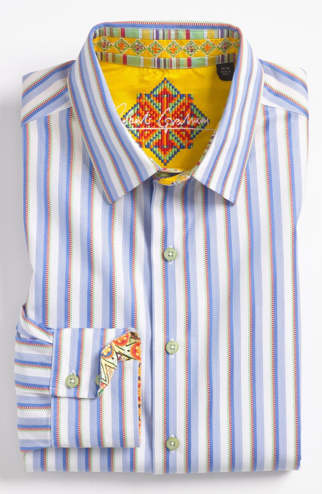 Alternate Image 2  - Robert Graham 'Riprap' Sport Shirt