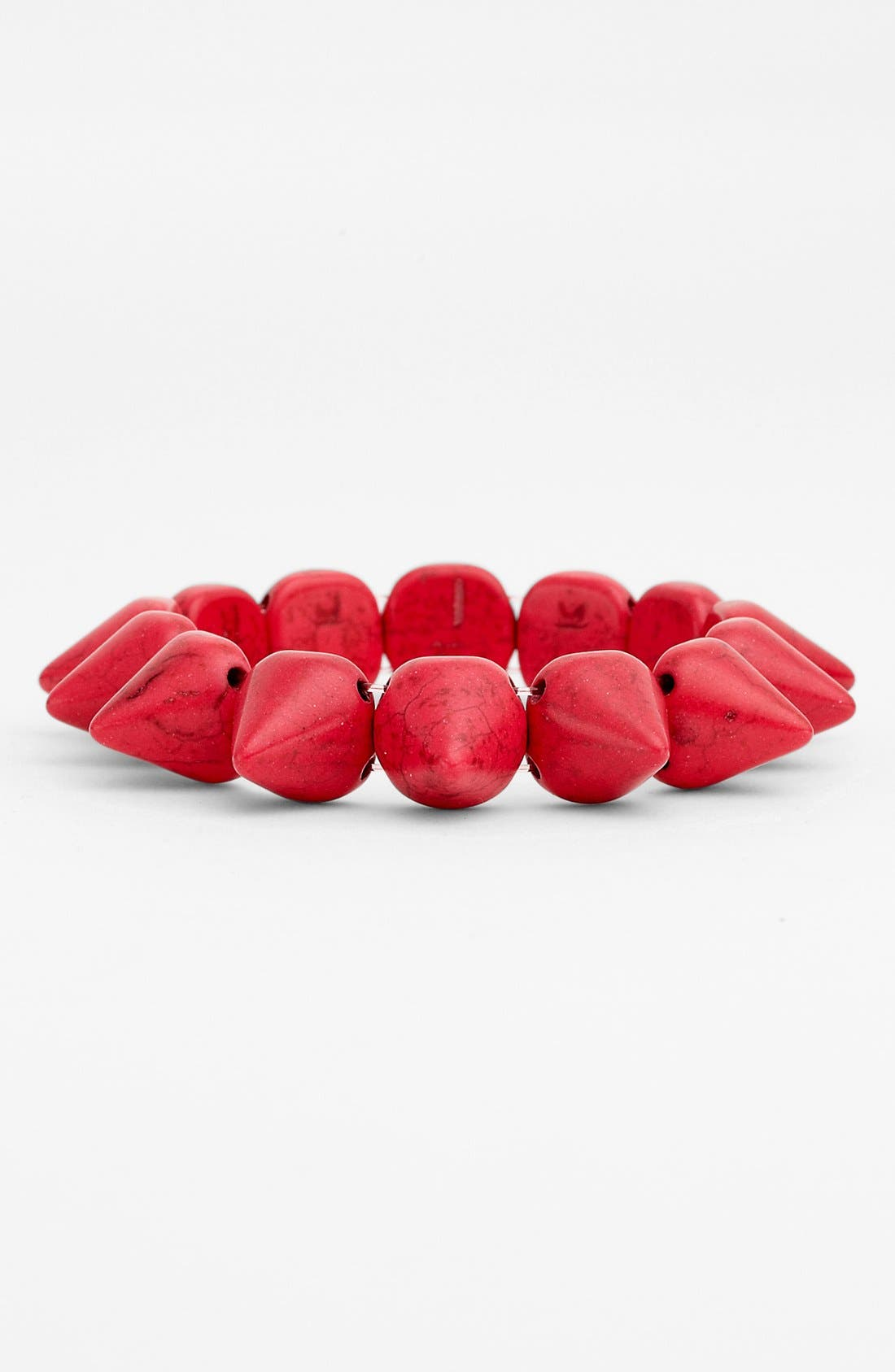 Main Image - NICO NEW YORK 'Spike' Stretch Bracelet
