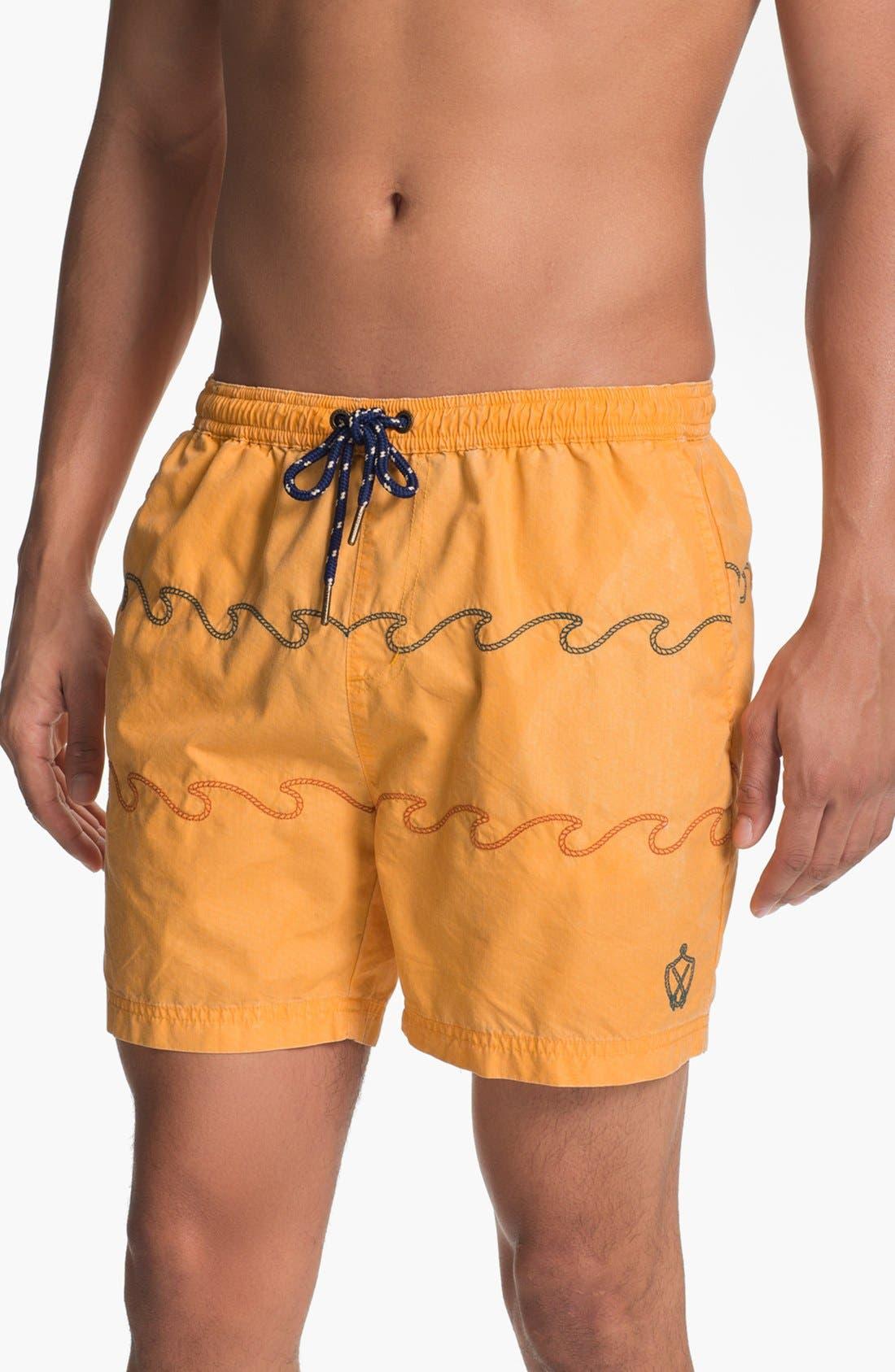 Alternate Image 1 Selected - ZANEROBE 'No Comply' Swim Shorts