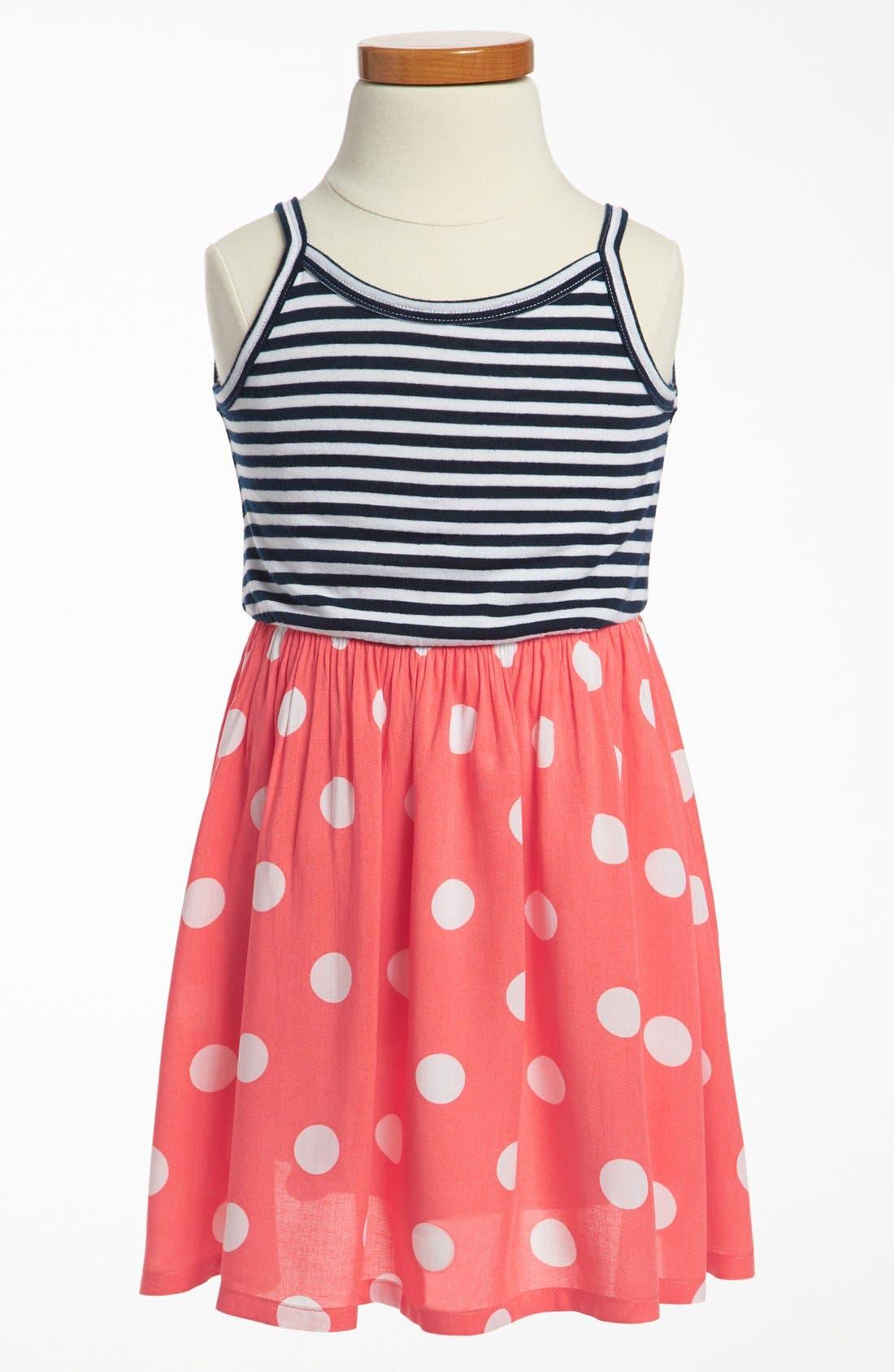 Alternate Image 1 Selected - Splendid 'Pool Party' Dress (Little Girls)