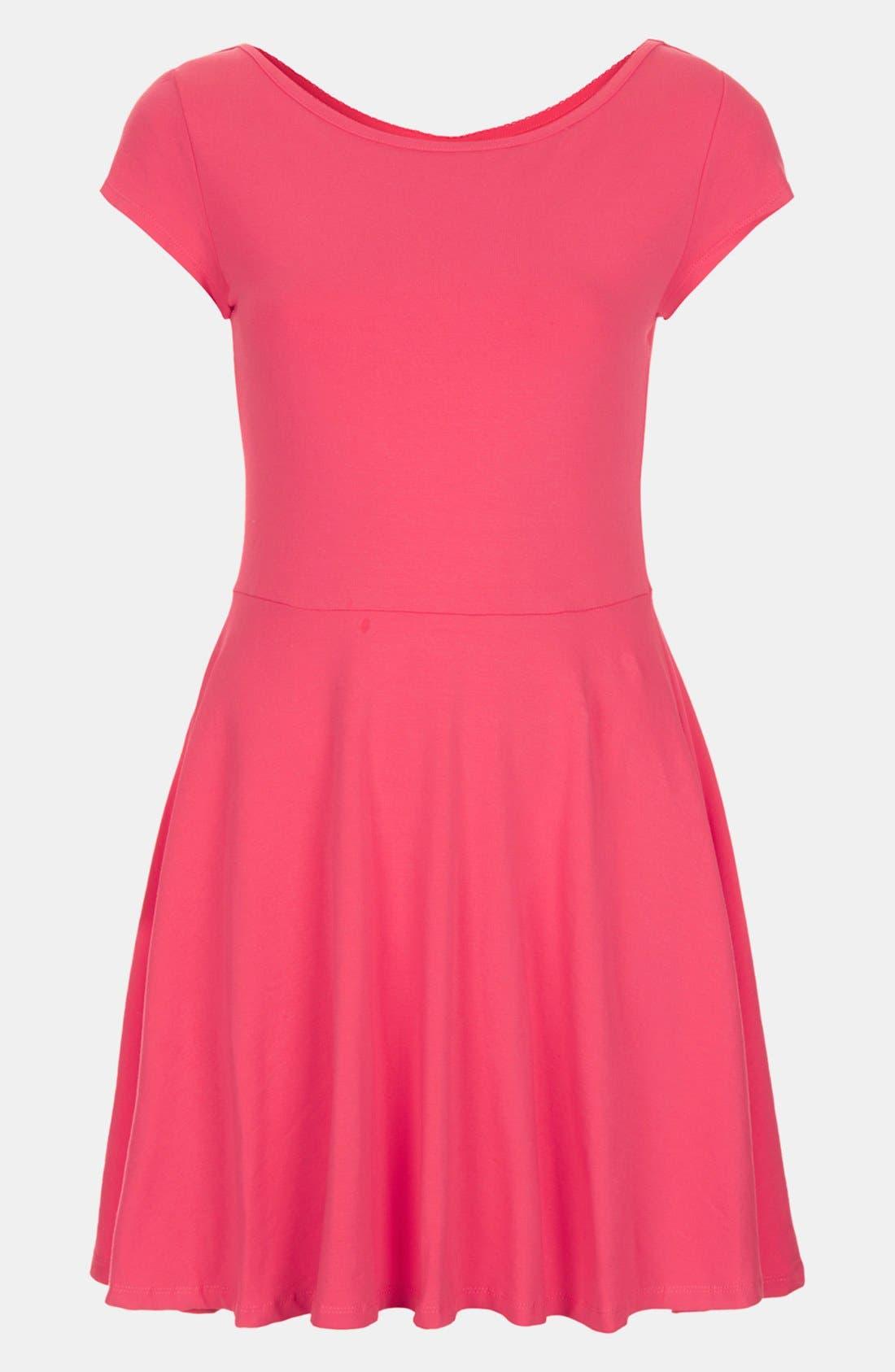 Alternate Image 3  - Topshop Tunic Dress