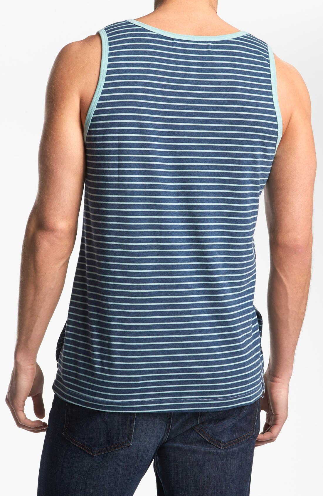 Alternate Image 2  - ambsn 'Pocky' Tank Top