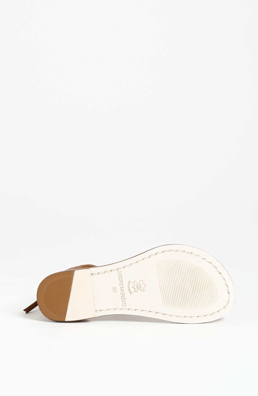 Alternate Image 4  - Bernardo Footwear Marina Sandal