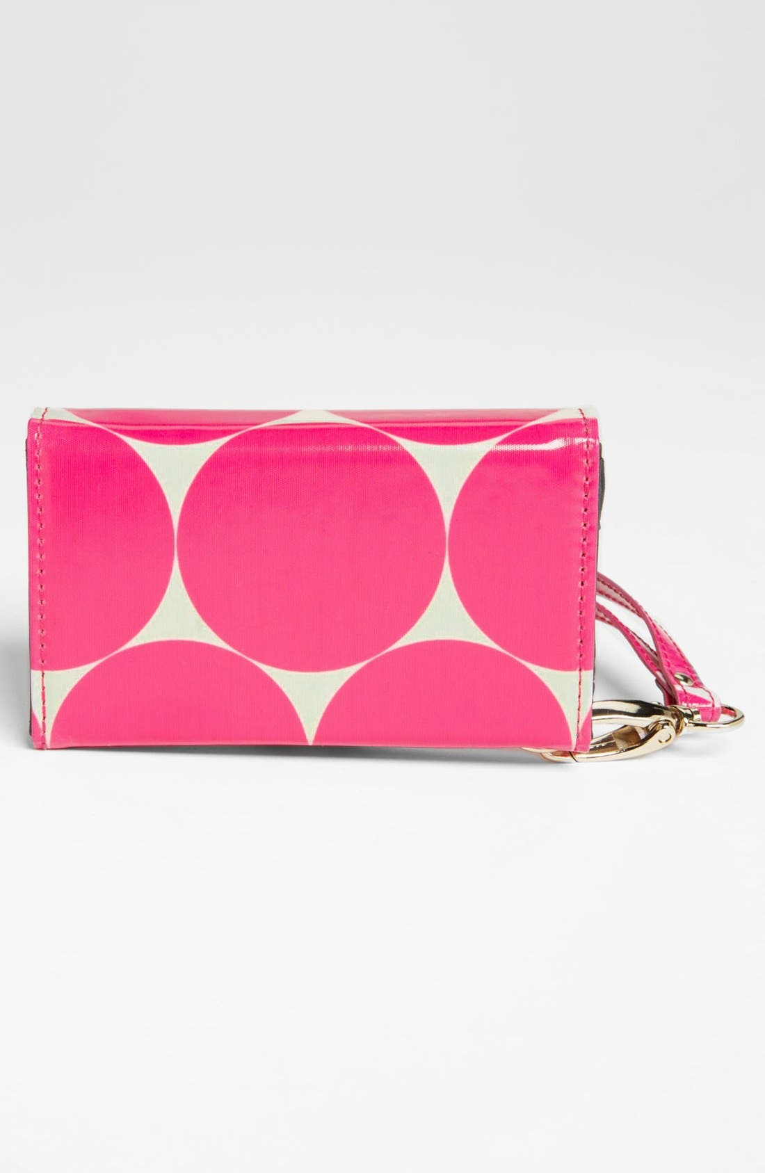 Alternate Image 3  - kate spade new york 'deborah dot' iPhone 5 & 5S wristlet