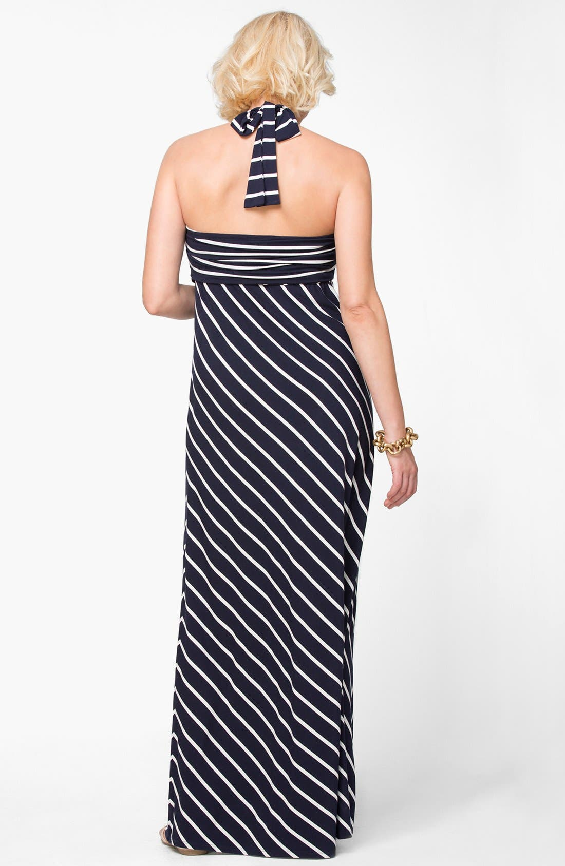 Alternate Image 2  - Ingrid & Isabel® Convertible Maternity Maxi Dress