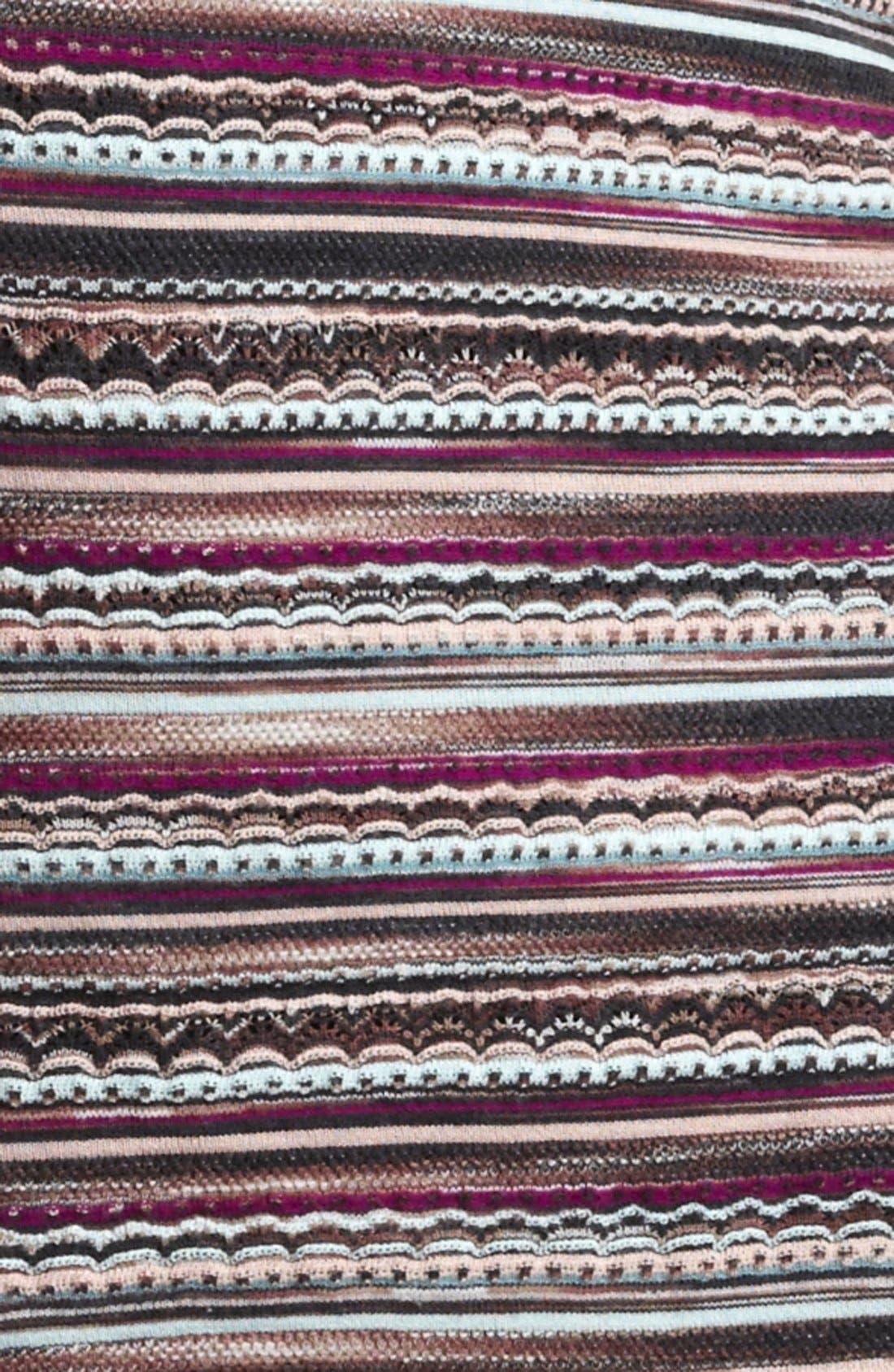 Alternate Image 3  - Missoni V-Neck Knit Dress