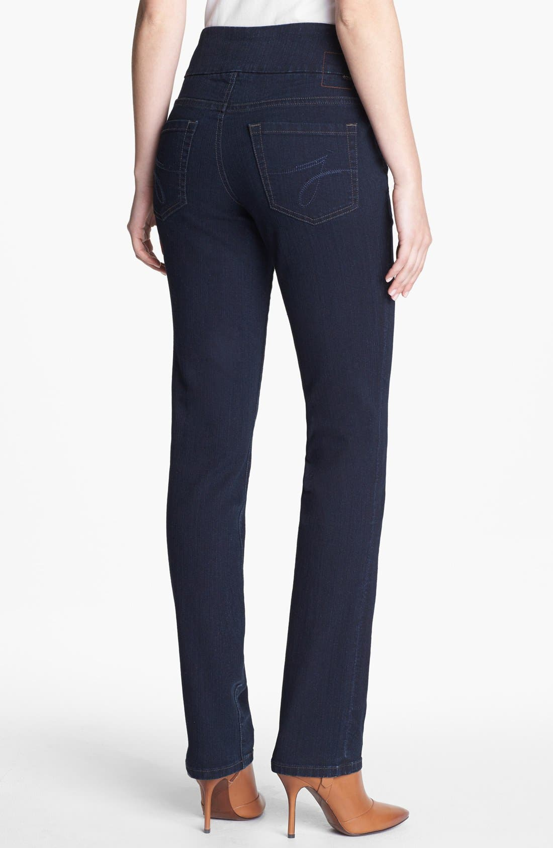 Alternate Image 2  - Jag Jeans 'Peri' Straight Leg Jeans