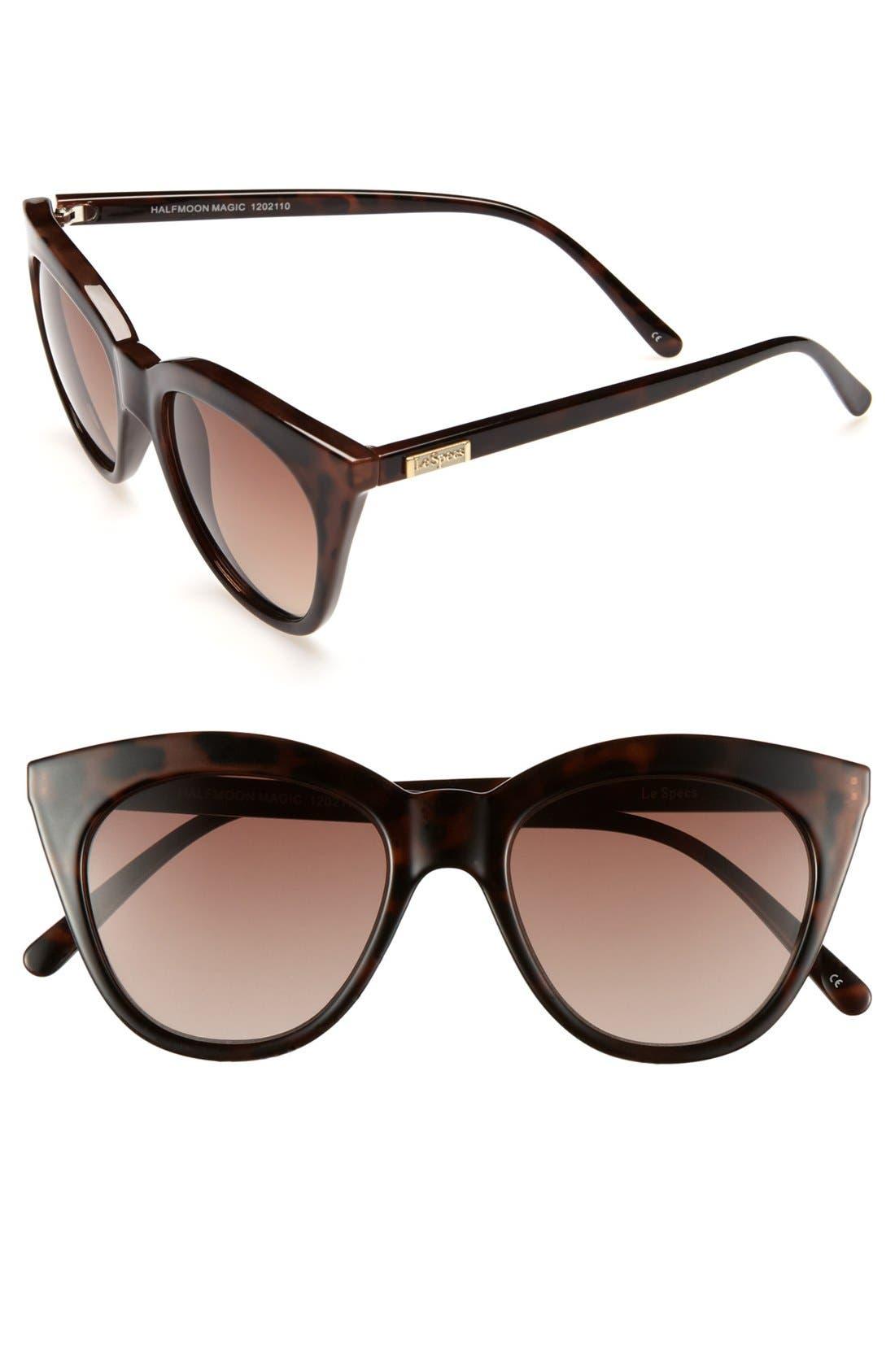Alternate Image 1 Selected - Le Specs 'Halfmoon Magic' Sunglasses
