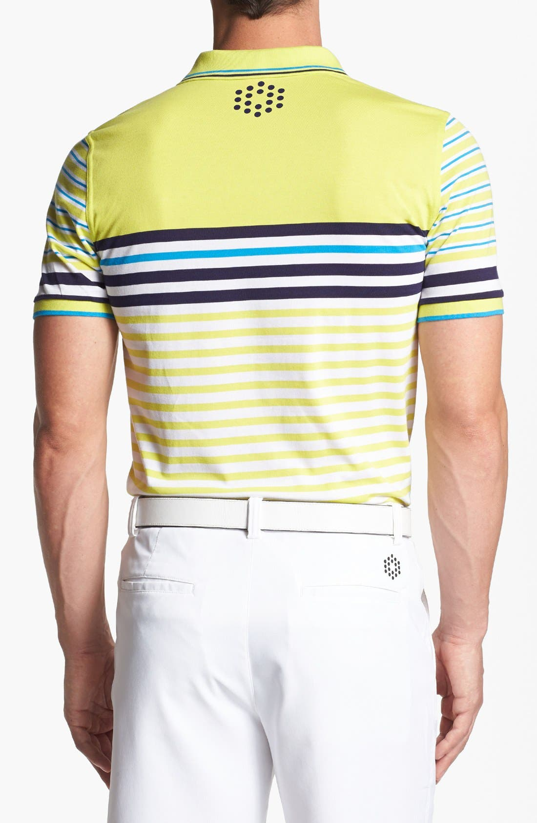 Alternate Image 2  - PUMA GOLF Tech Polo