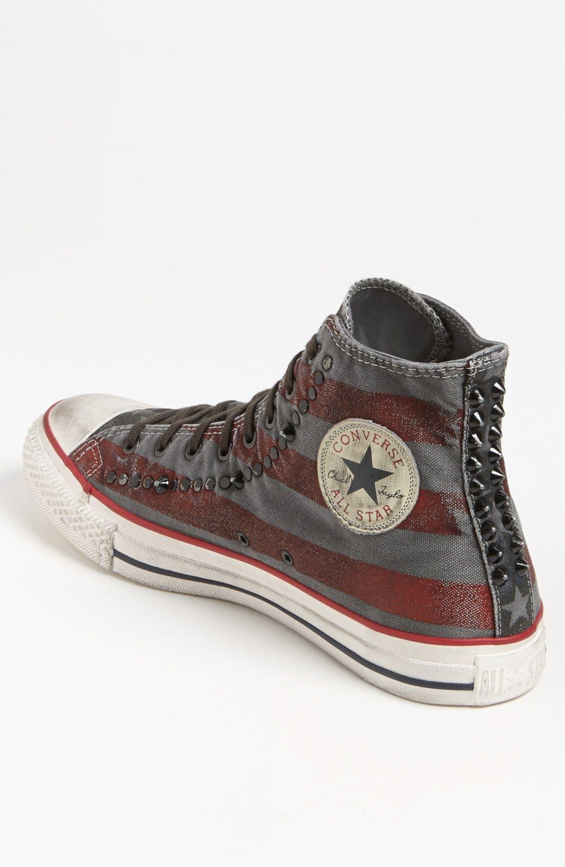 Alternate Image 2  - Converse 'Chuck Taylor® All Star®' High Top Sneaker (Men)