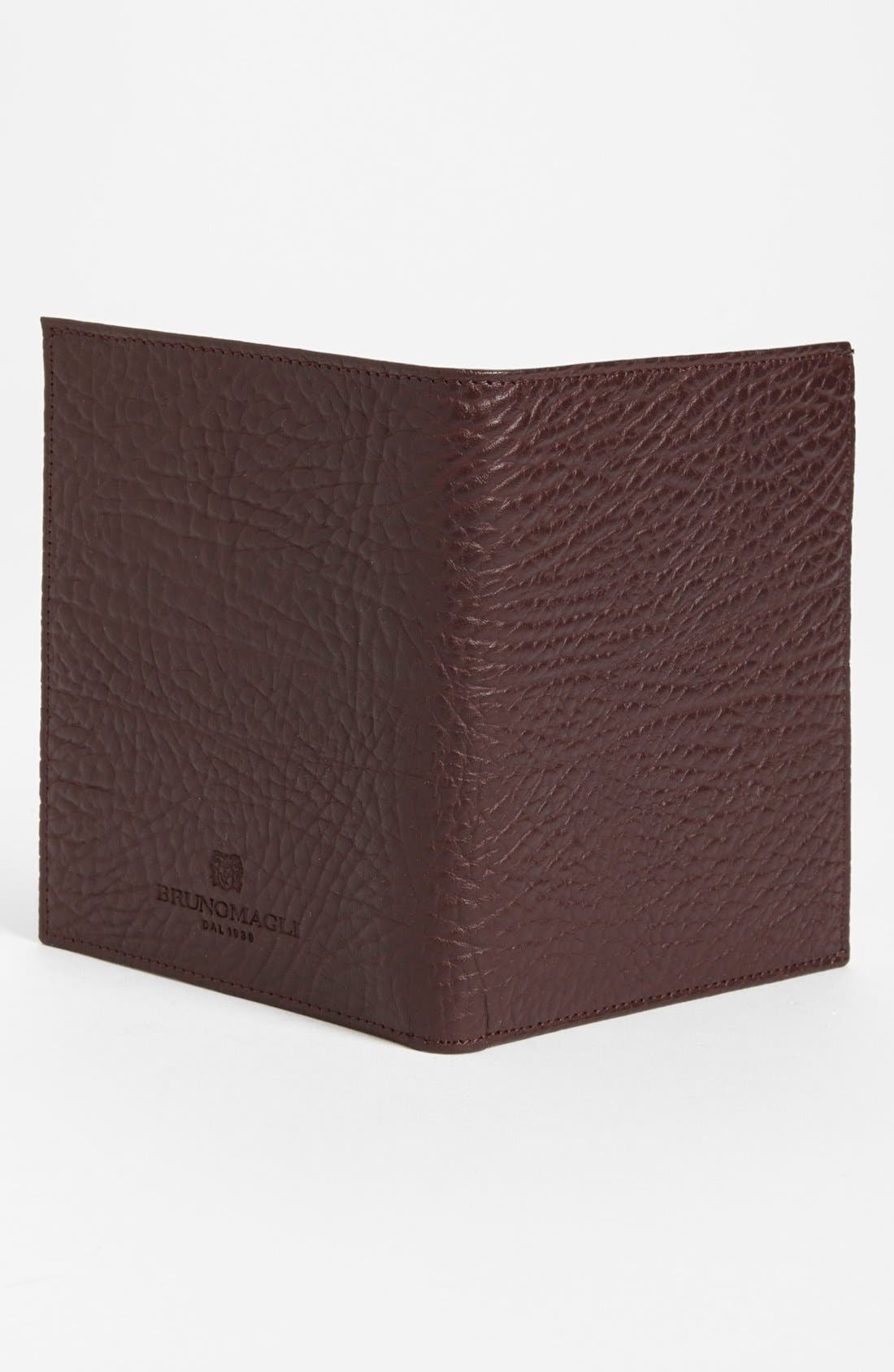 Alternate Image 3  - Bruno Magli Leather Wallet