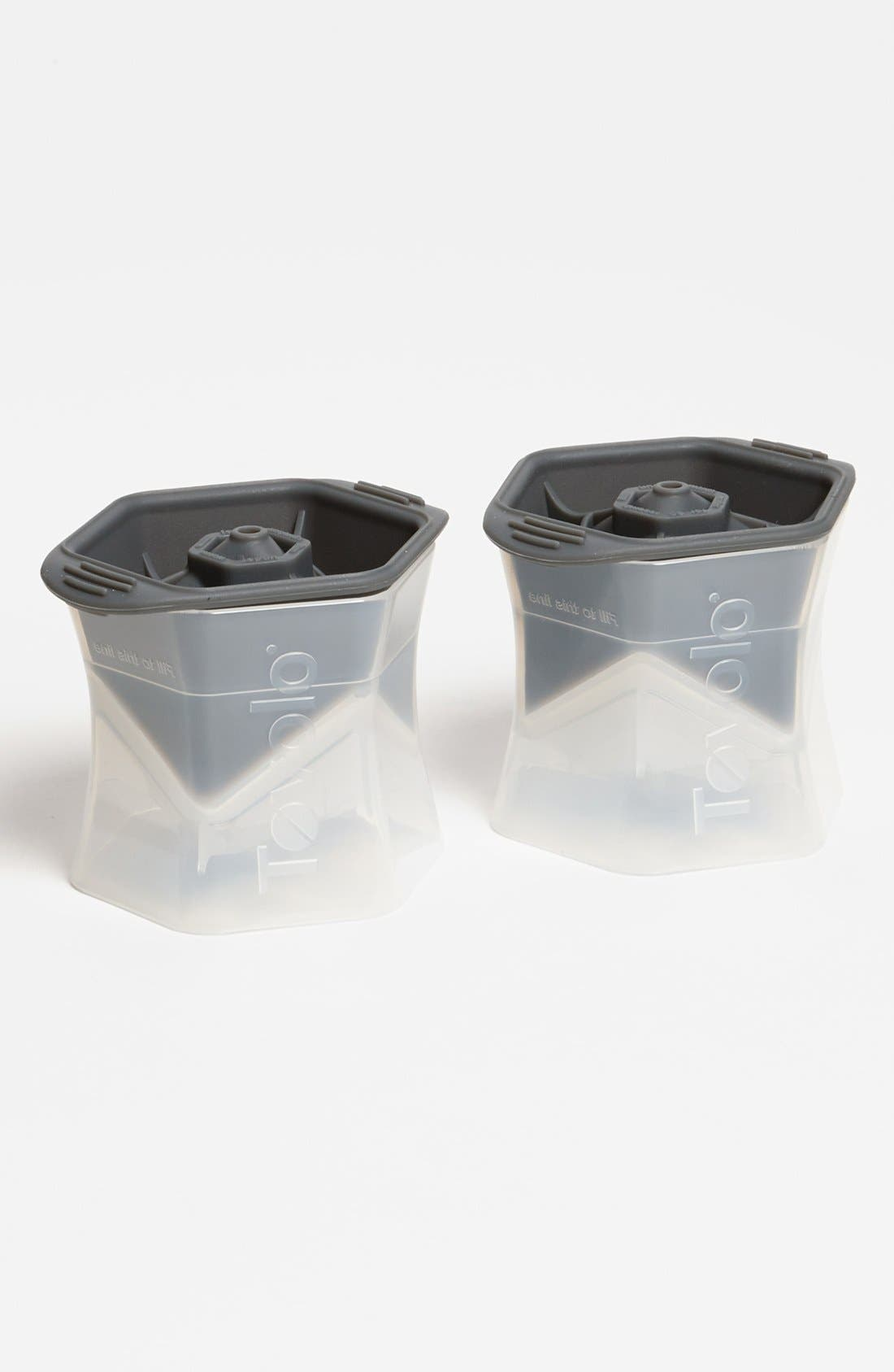 Alternate Image 1 Selected - 'Colossal' Oversized Ice Cube Molds (Set of 2)