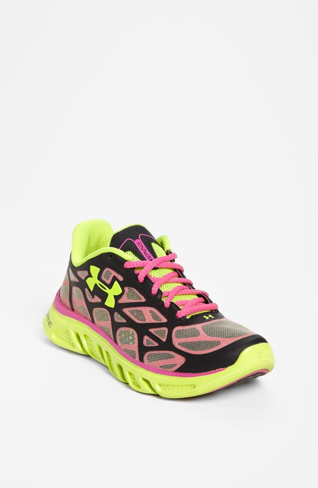 Alternate Image 1 Selected - Under Armour 'Spine™ Vice' Athletic Shoe (Toddler, Little Kid & Big Kid)